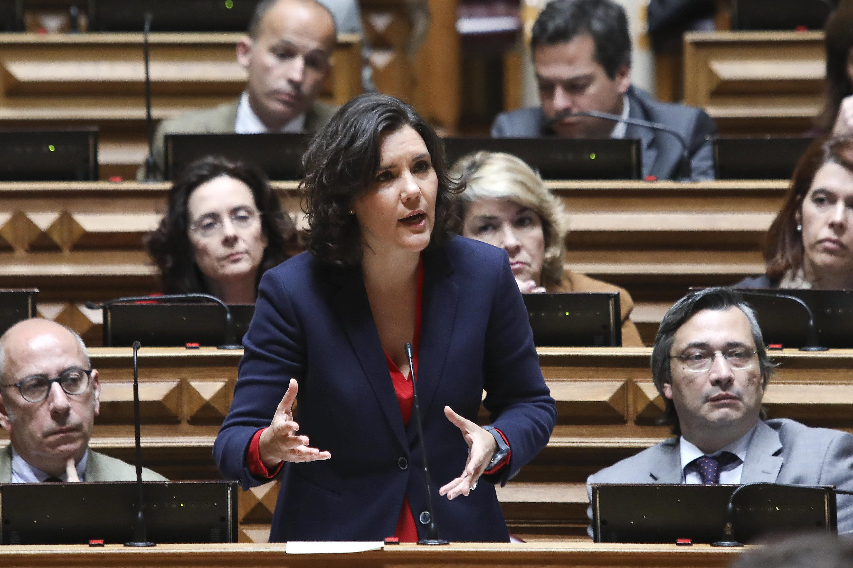 Maioria das propostas do CDS-PP sobre deficiência aprovadas no parlamento