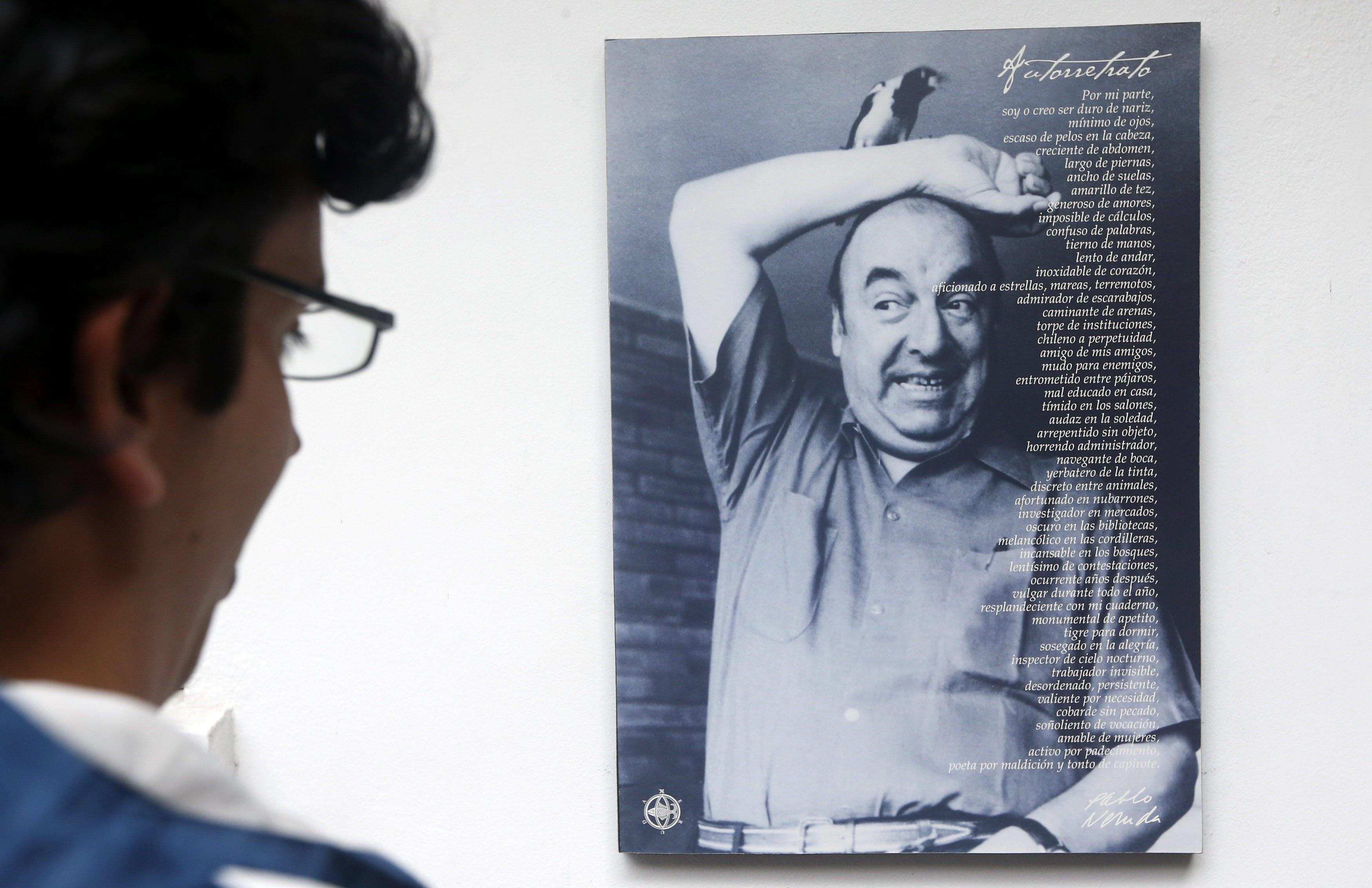 Causa de morte de Pablo Neruda não foi cancro na próstata - investigação