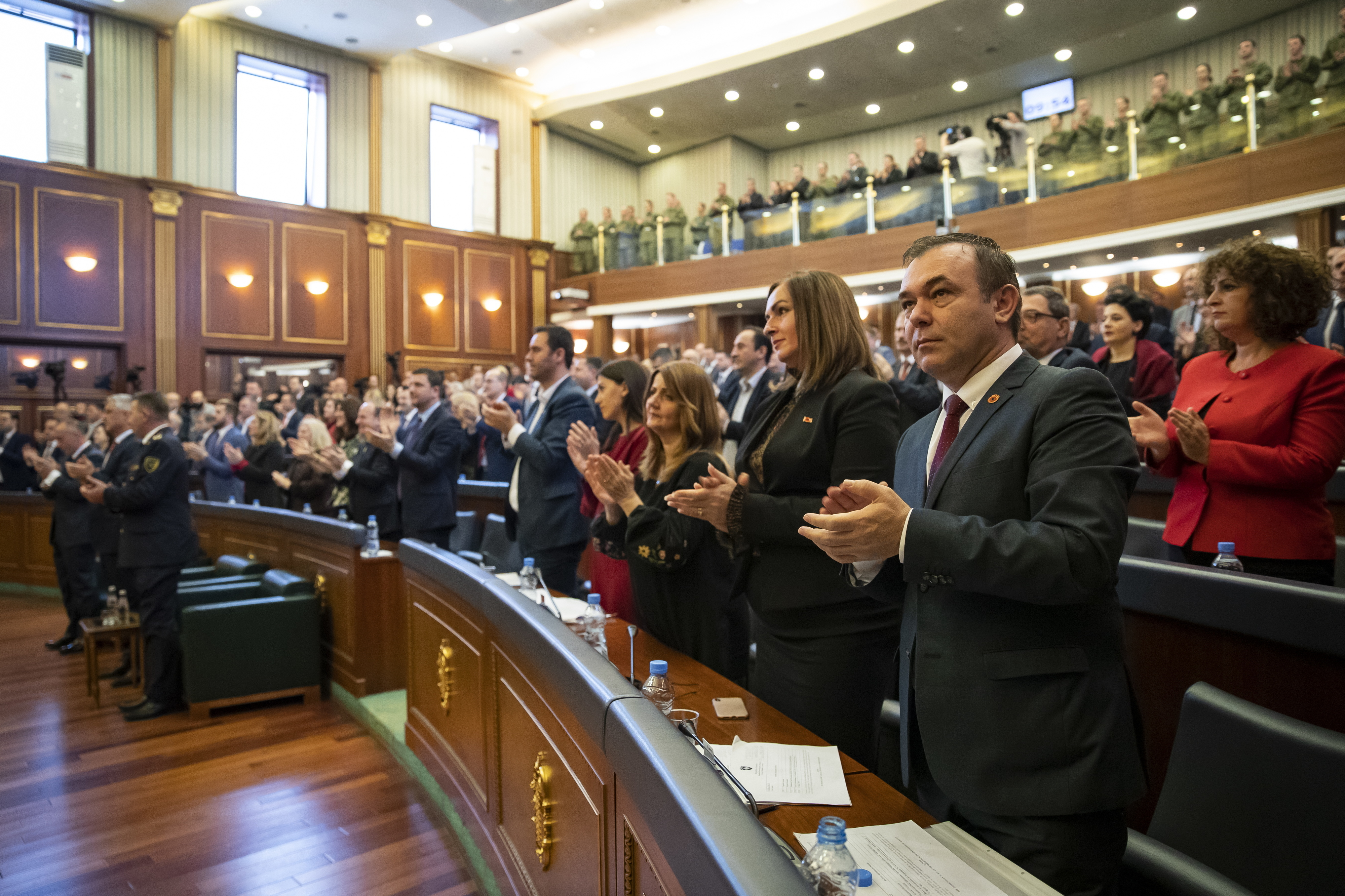 Rússia exige dissolução do exército do Kosovo aprovado hoje no parlamento de Pristina