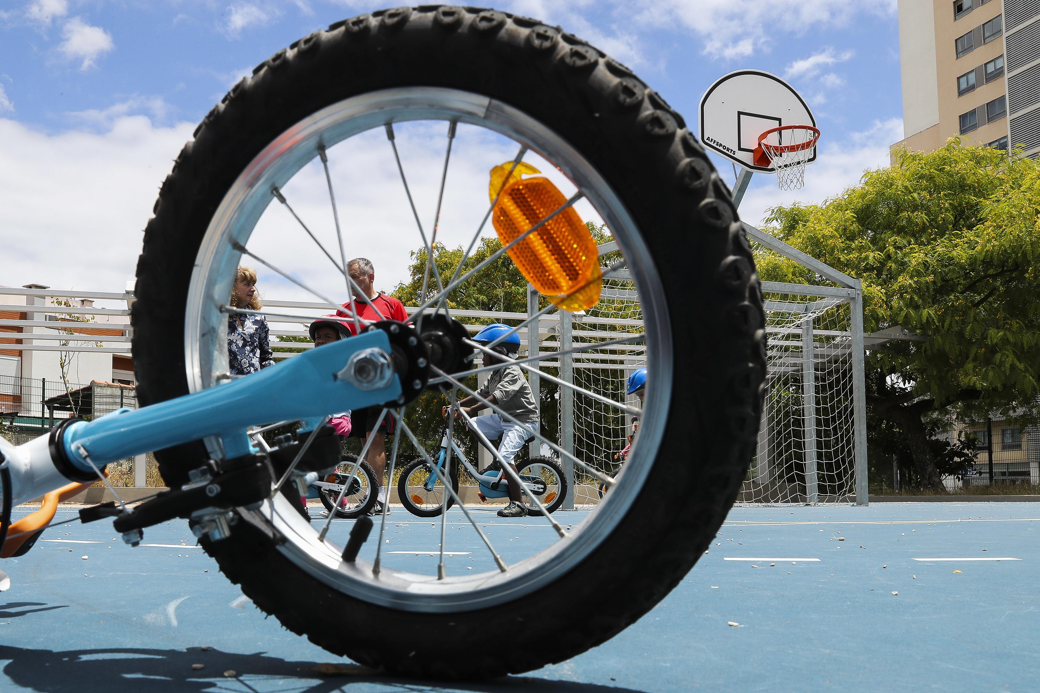 Aprender a pedalar