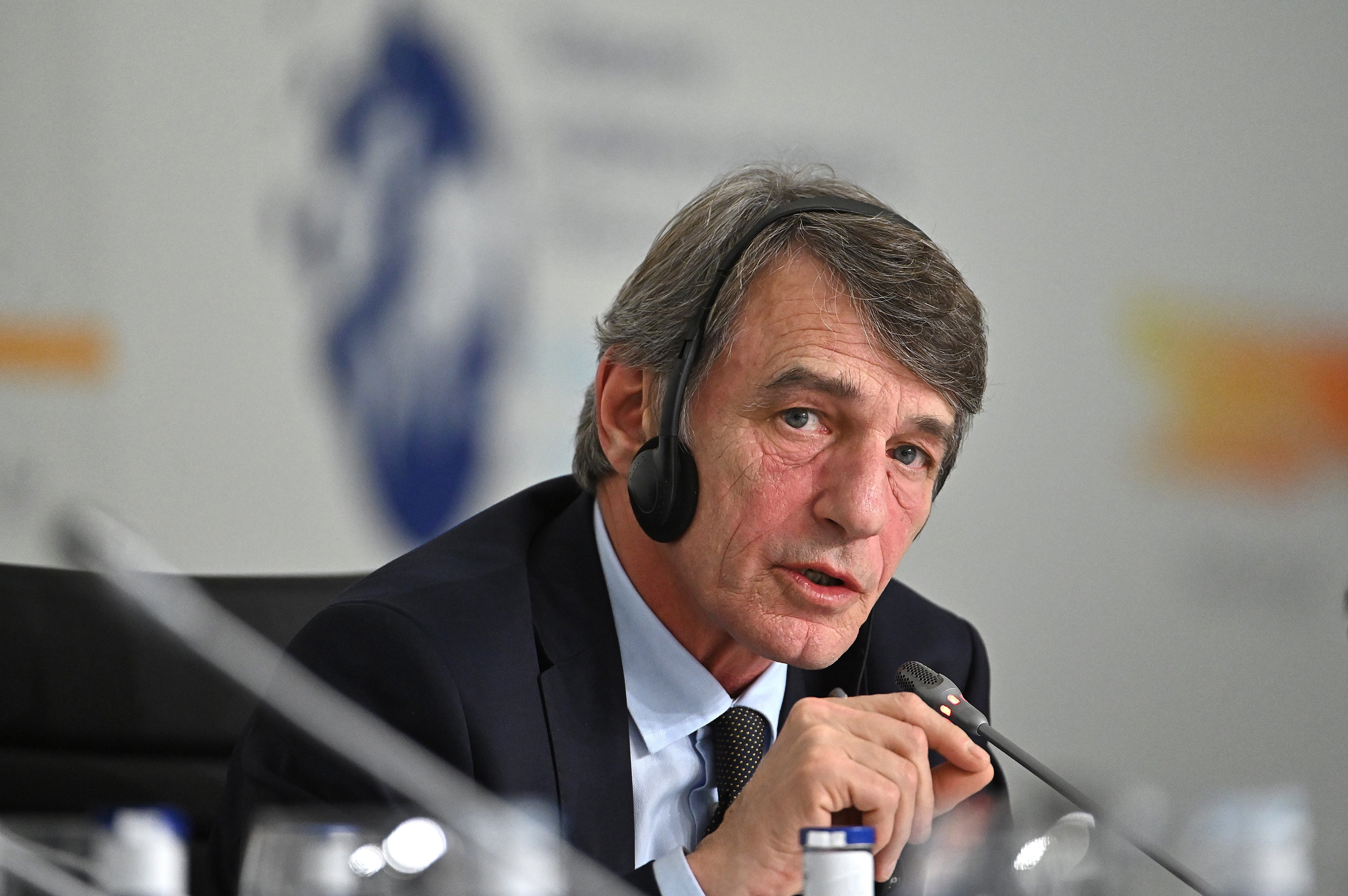 Sassoli 'lembra' aos 27 que PE tem palavra decisiva sobre orçamento