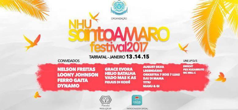 FEstival Nhu Santo Amaro 2017