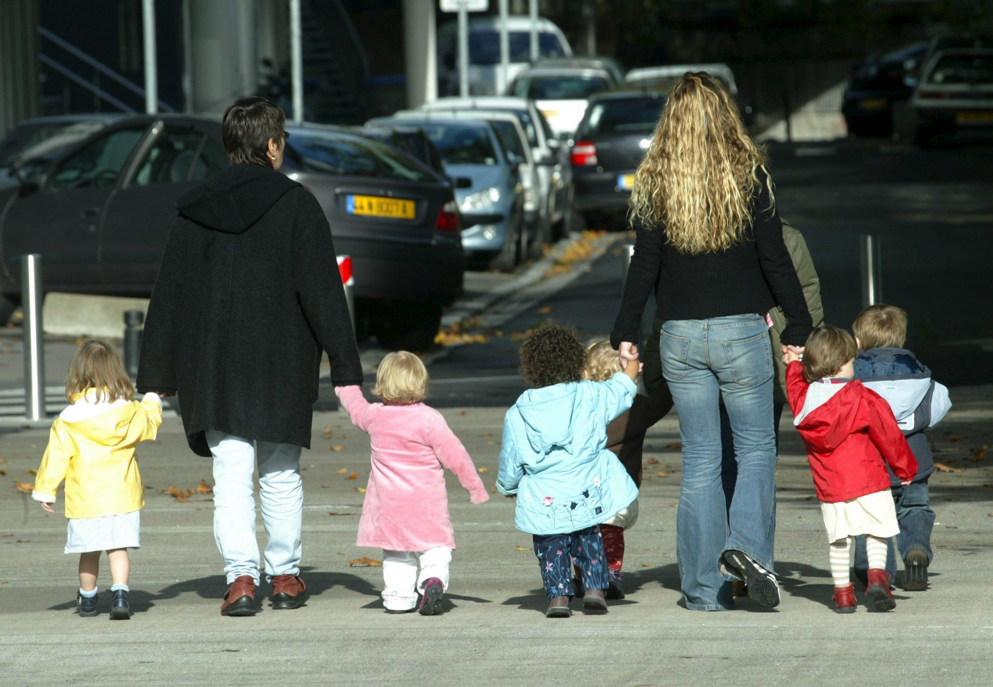 Abono de família atribuído a 1.103.710 crianças em abril, mais 774 face a março