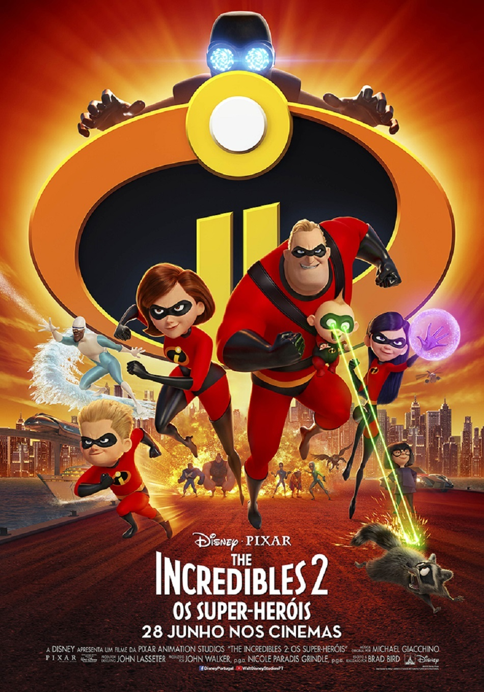 The Incredibles 2: Os Super-Heróis (PT-PT) download