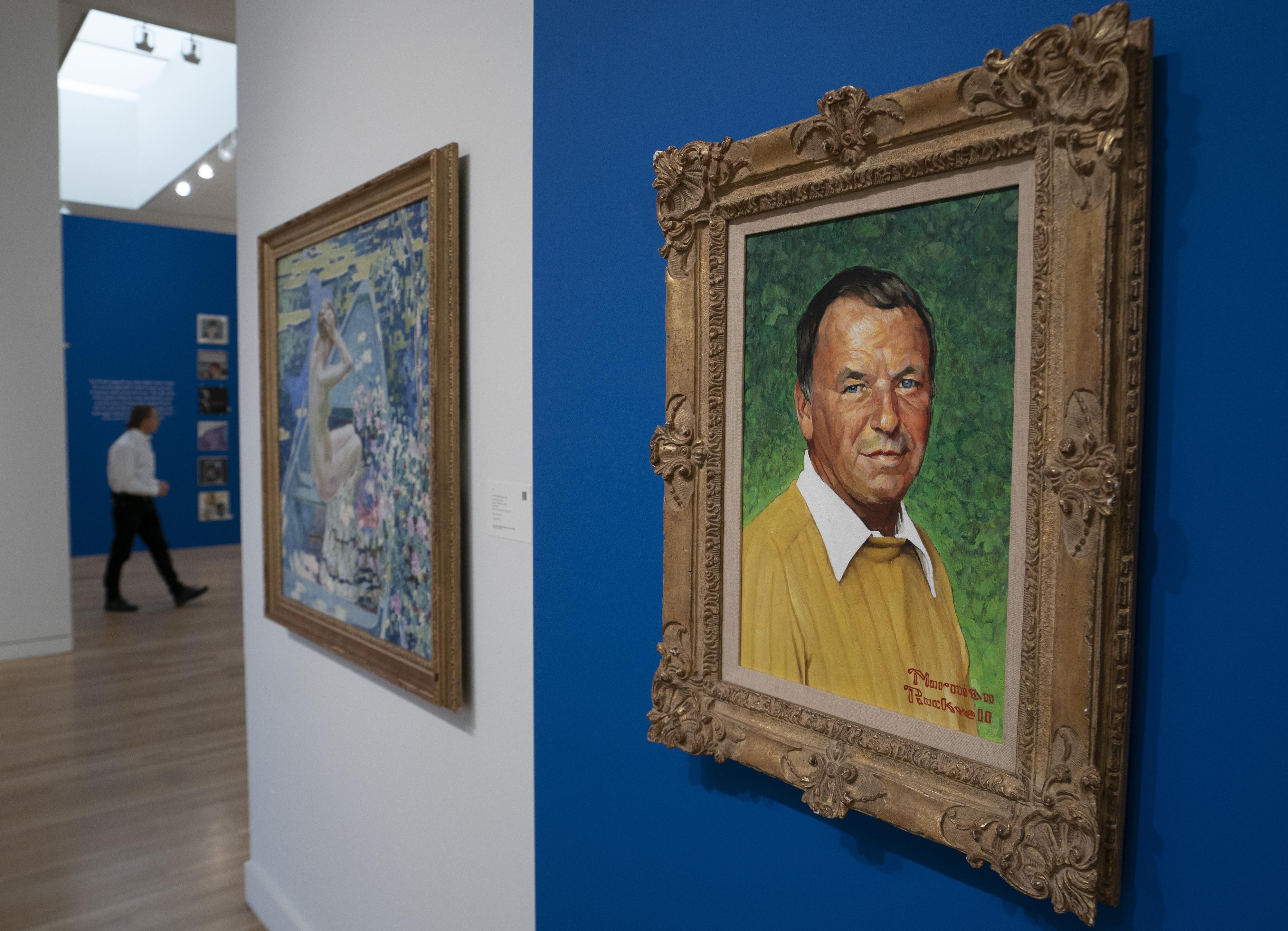 Objetos de Frank Sinatra vendidos por milhões de dólares em leilão