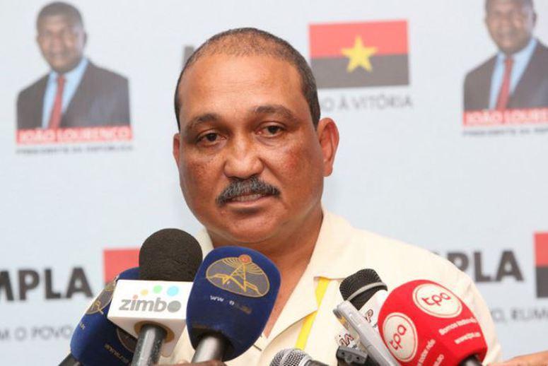 Secretário para assuntos políticos eleitorais, João Martins