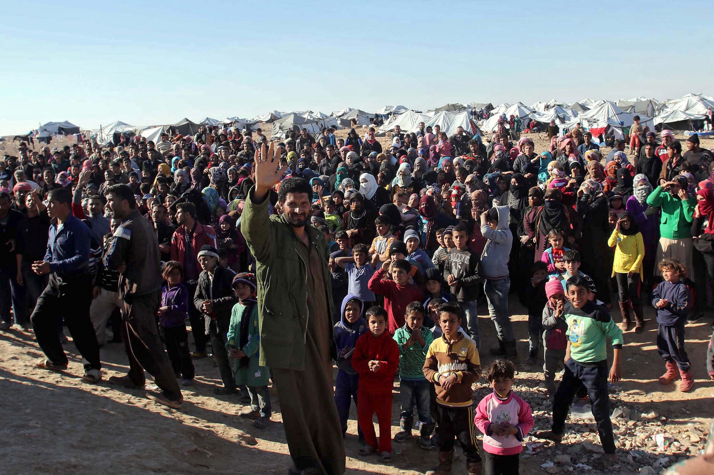 Banco Mundial desbloqueia 300 milhões de dólares para refugiados sírios na Jordânia