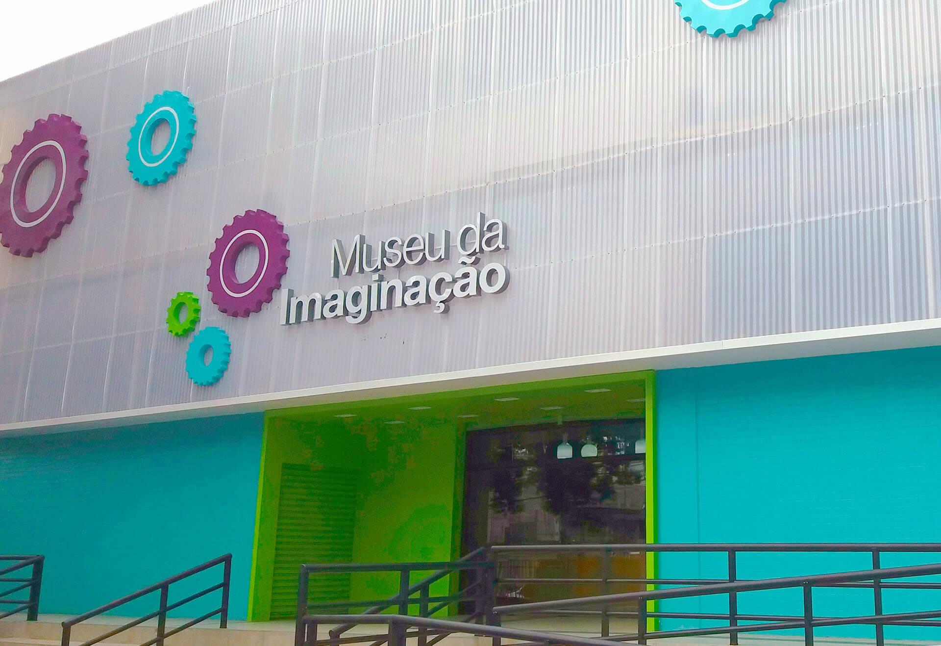 Museu da Imaginação: Arte para olhar e tocar