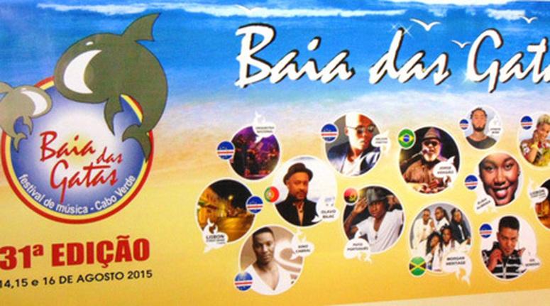 Cartaz Baía das Gatas 2015