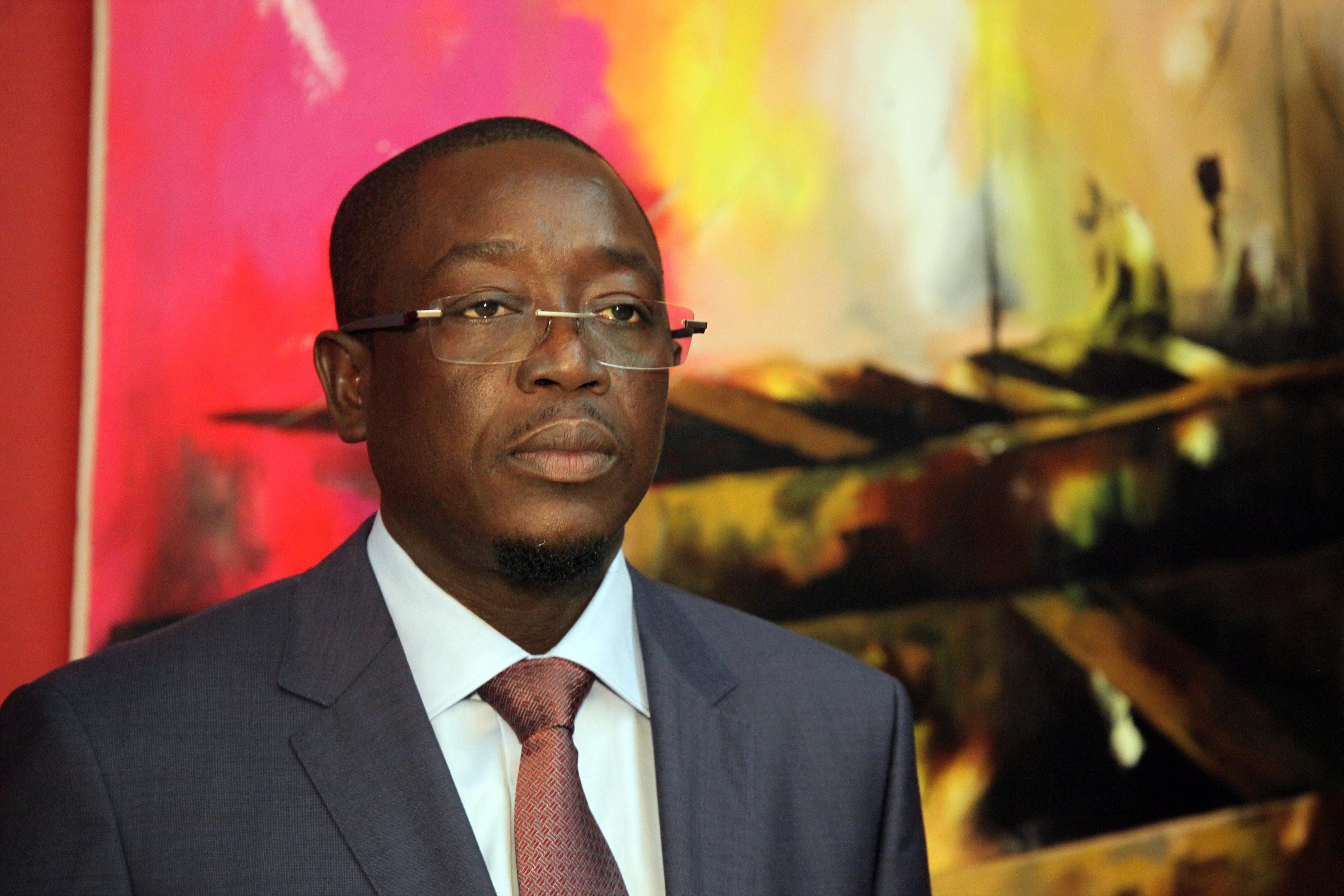 Baciro Djá empossado como novo primeiro-ministro da Guiné-Bissau