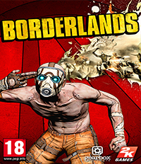 Borderlands​ cover