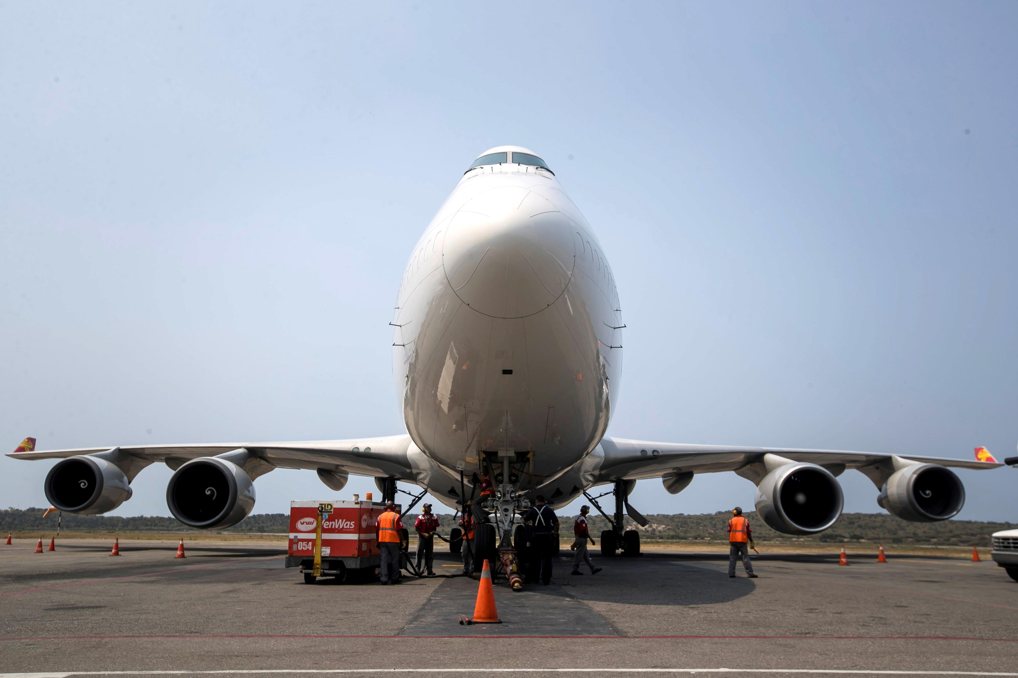 Lucros da Boeing caem 13% no 1.º trimestre para 1.913 ME