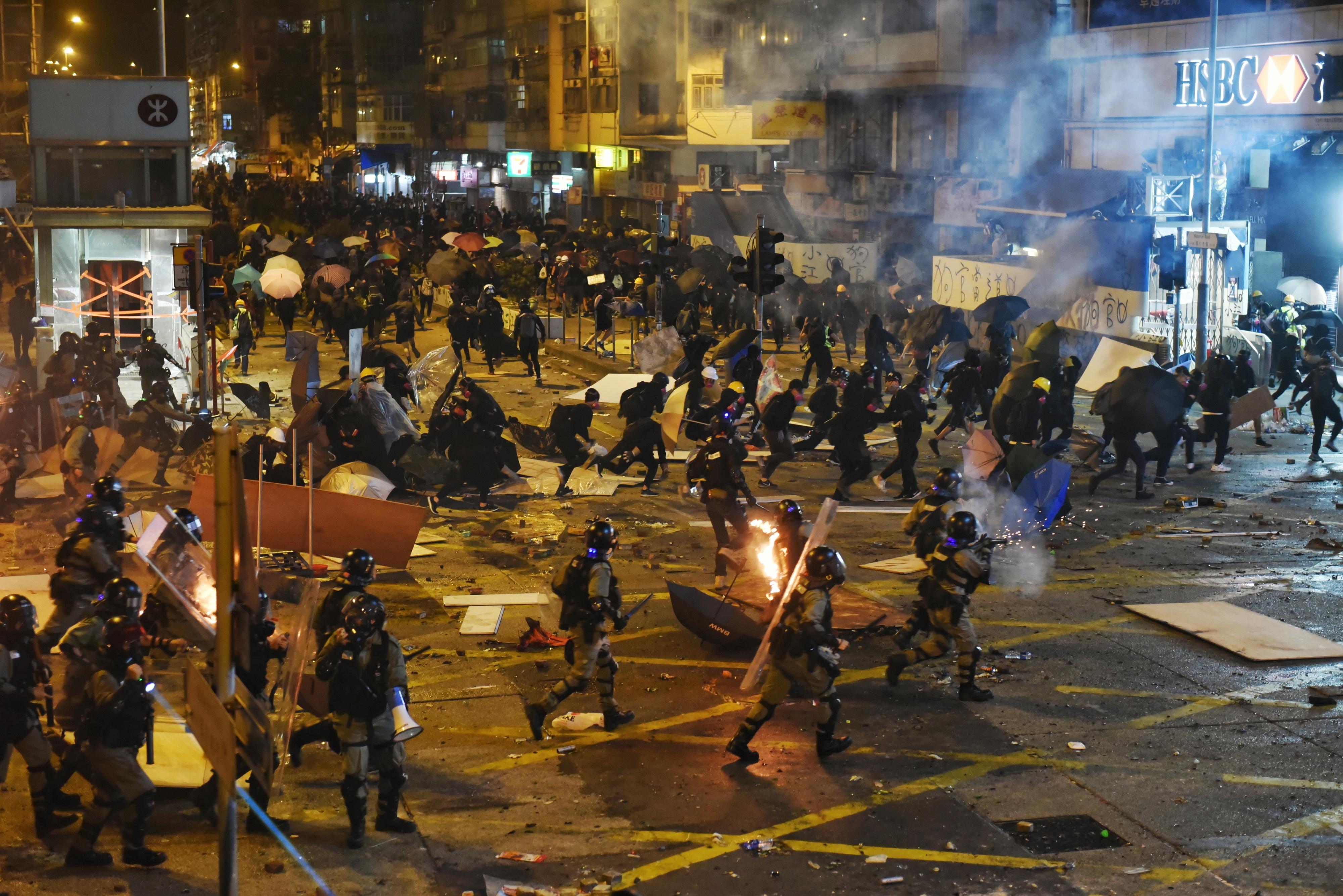 Turismo em Macau e Shenzhen prejudicado pela crise política em Hong Kong - AirAsia