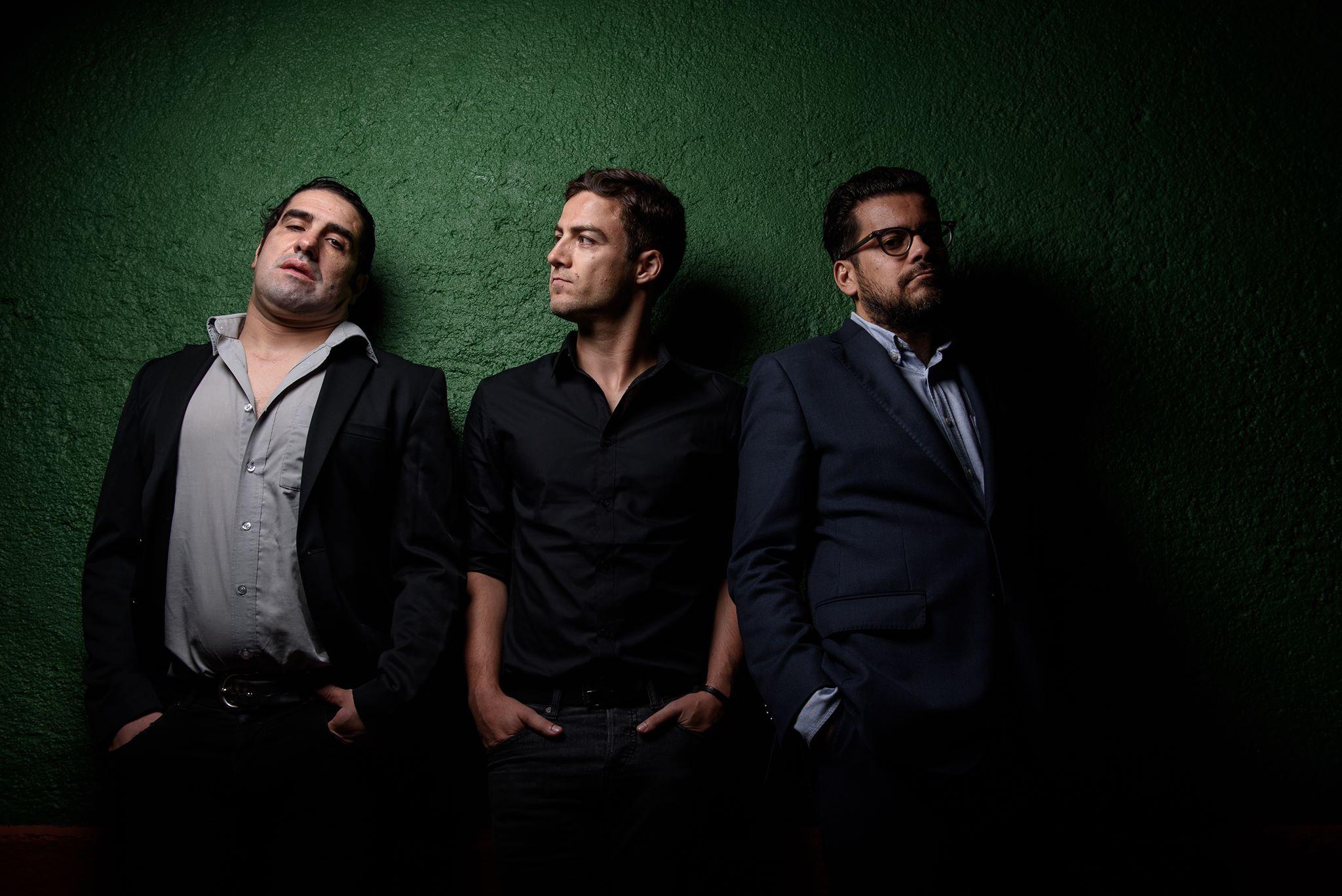 The Twist Connection, o trio que quer agitar o rock and roll