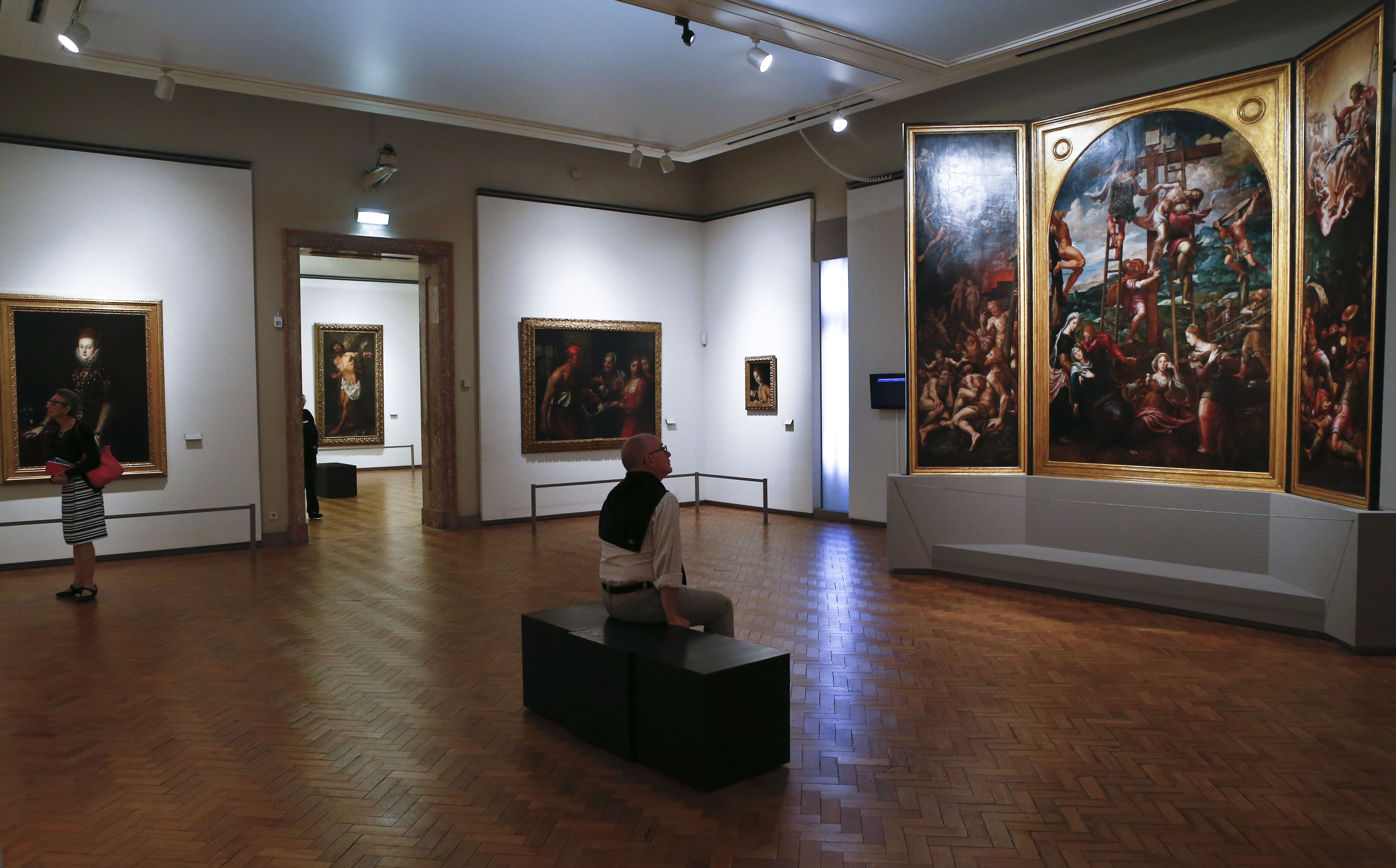 Museu de Arte Antiga teve 103 mil visitantes no primeiro semestre de 2016