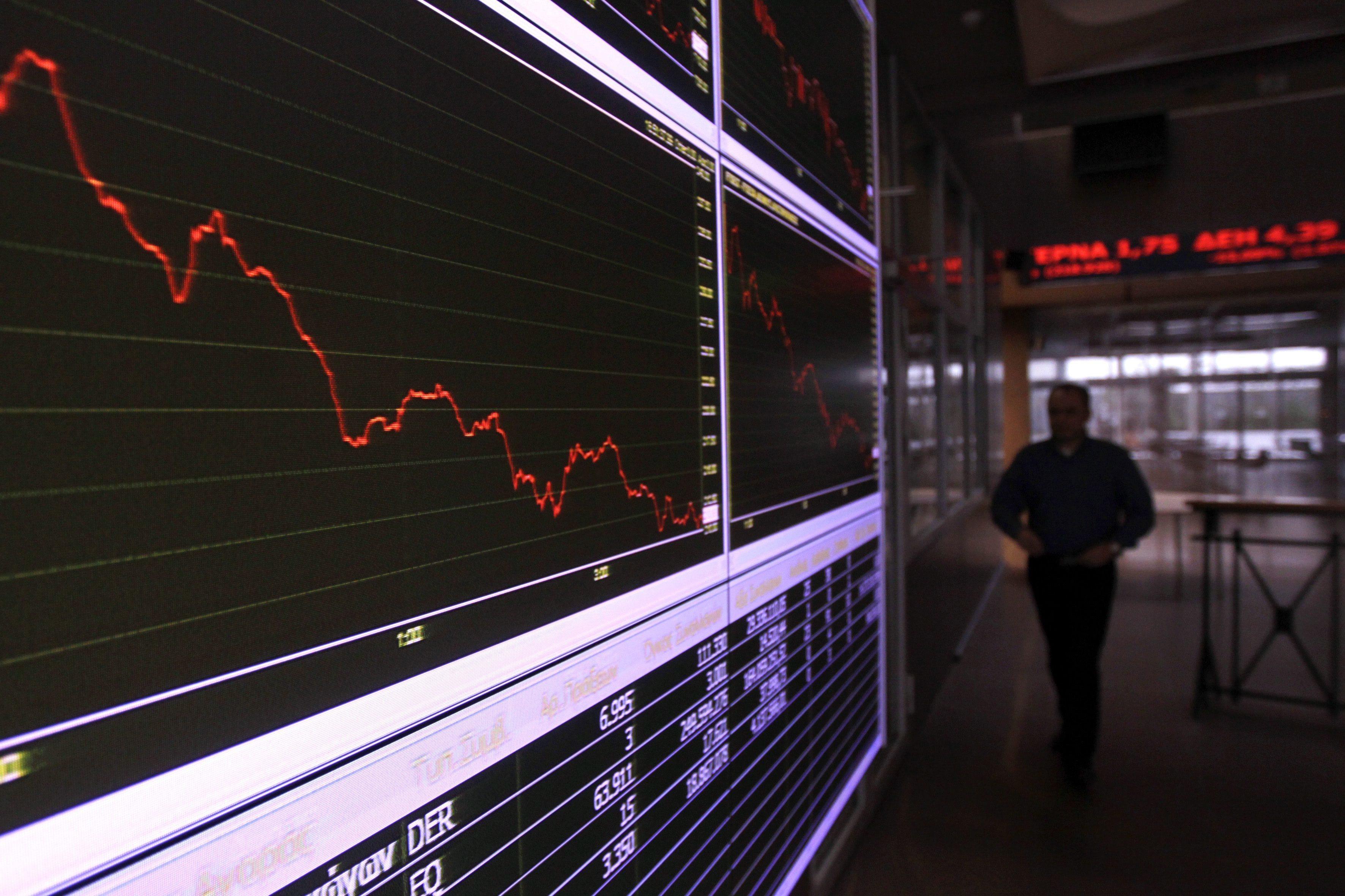 Bolsa de Lisboa encerra no vermelho, com maioria da Europa a subir