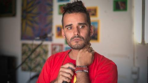 Luaty Beirão regressa à cadeia uma semana depois do fim da greve de fome