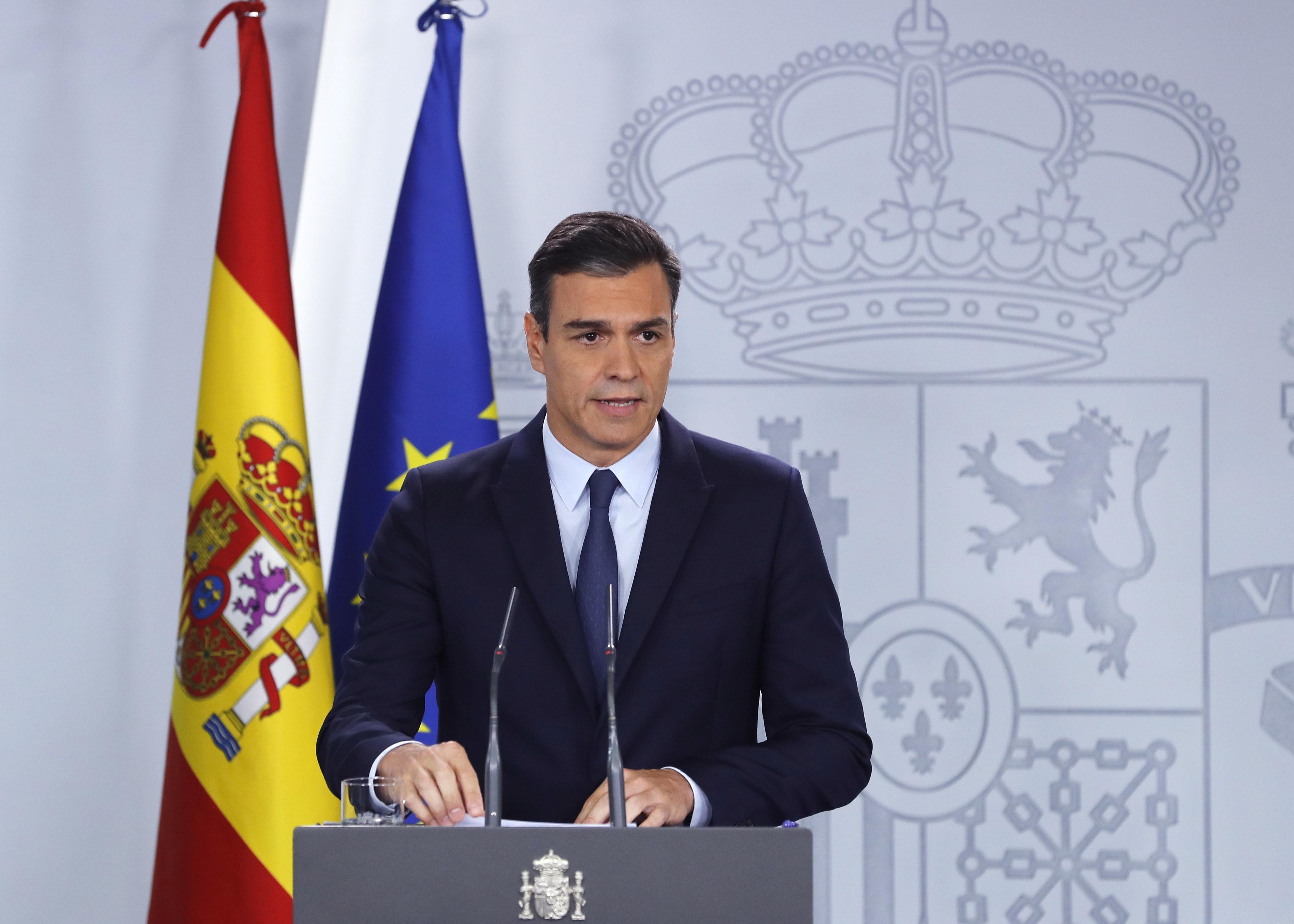 Sánchez culpa Podemos e Cidadãos por cenário de novas eleições em Espanha