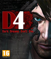 D4: Dark Dreams Don't Die cover