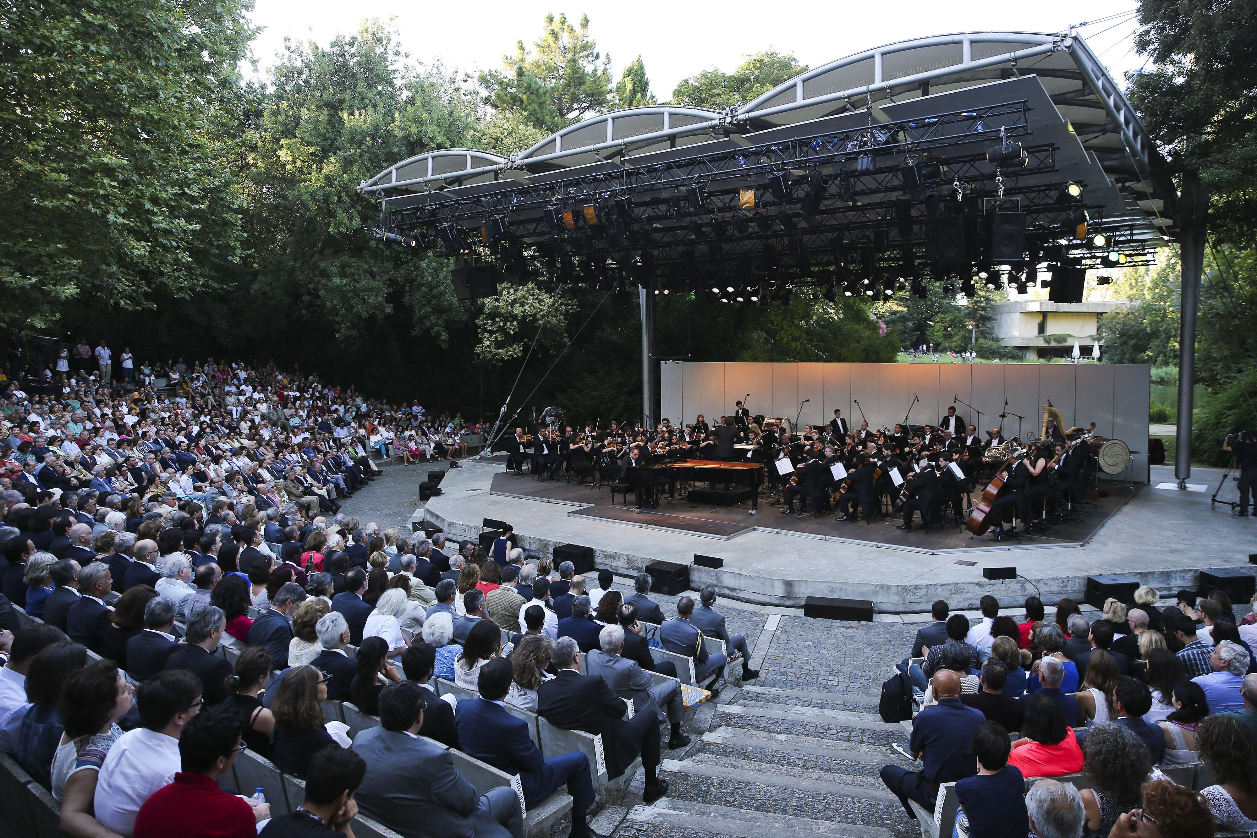 Orquestra Gulbenkian em digressão pelo Brasil em novembro