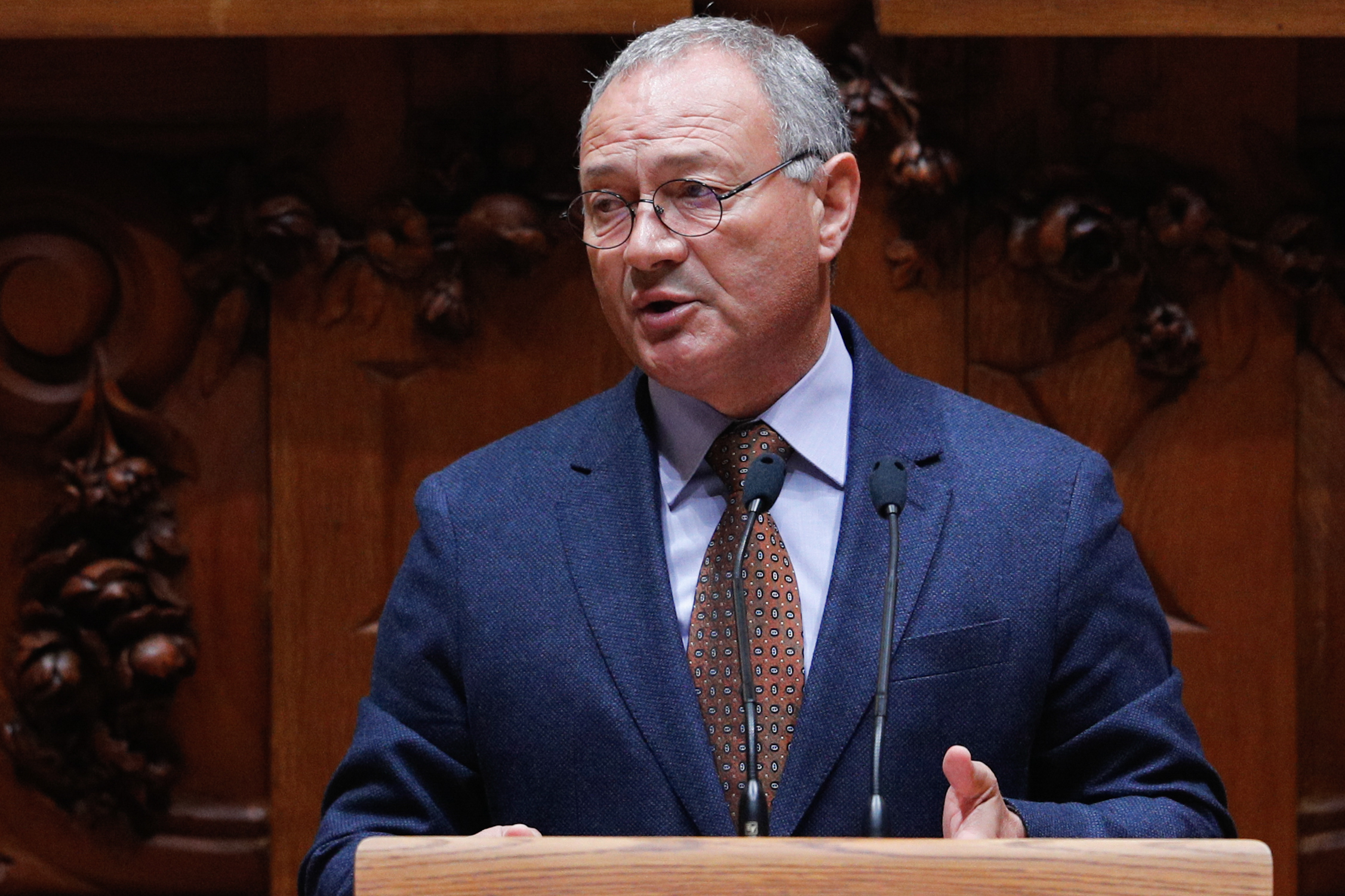 Ferro relatou que PR não se opõe a que decreto chegue a Belém em breve - PSD