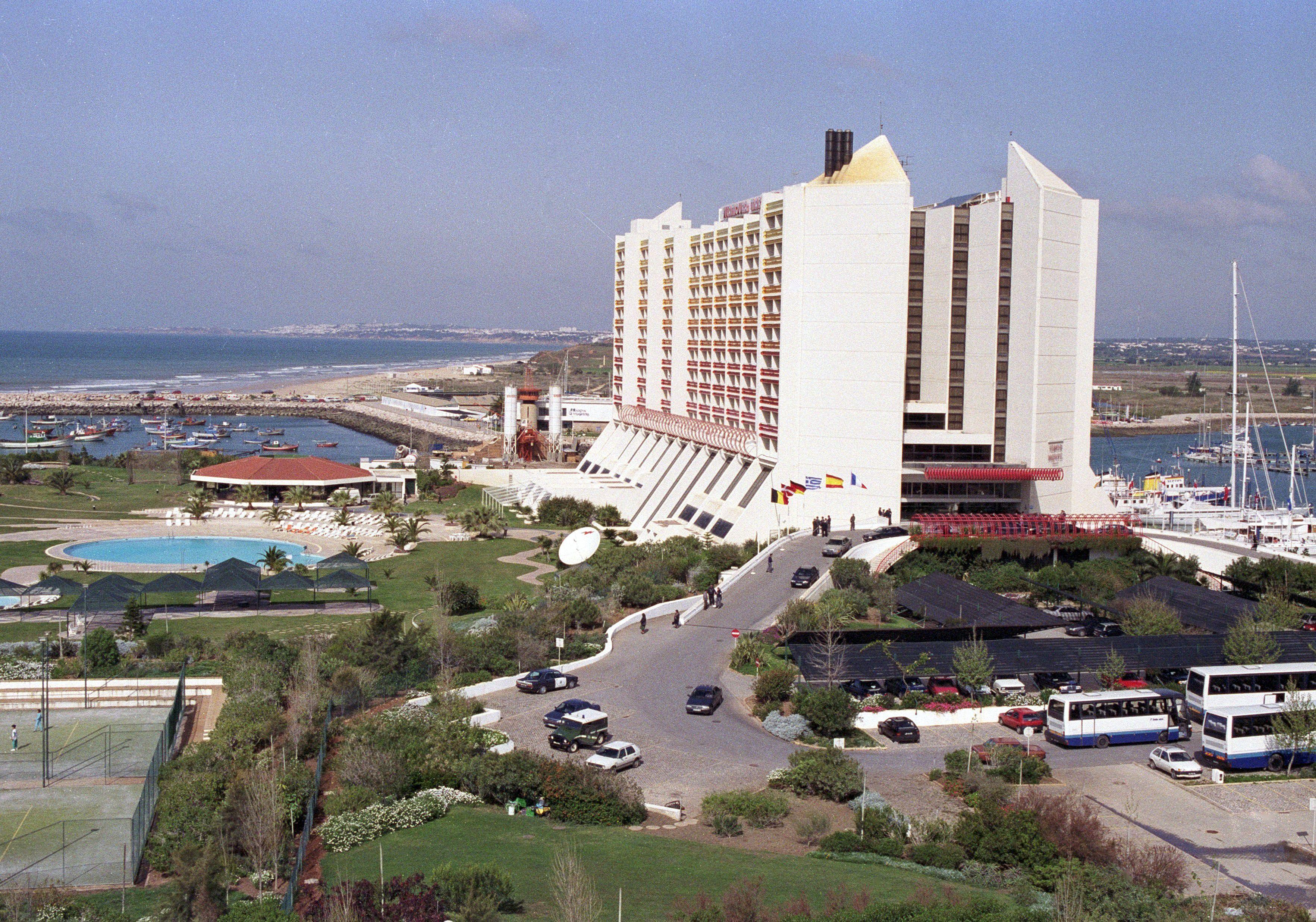 Vilamoura é a nova 'meca' da vela e atletas enchem hotéis e restaurantes