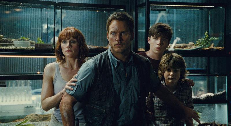 e-Cinema: Os dinossauros estão de volta ao cinema em &laqu
