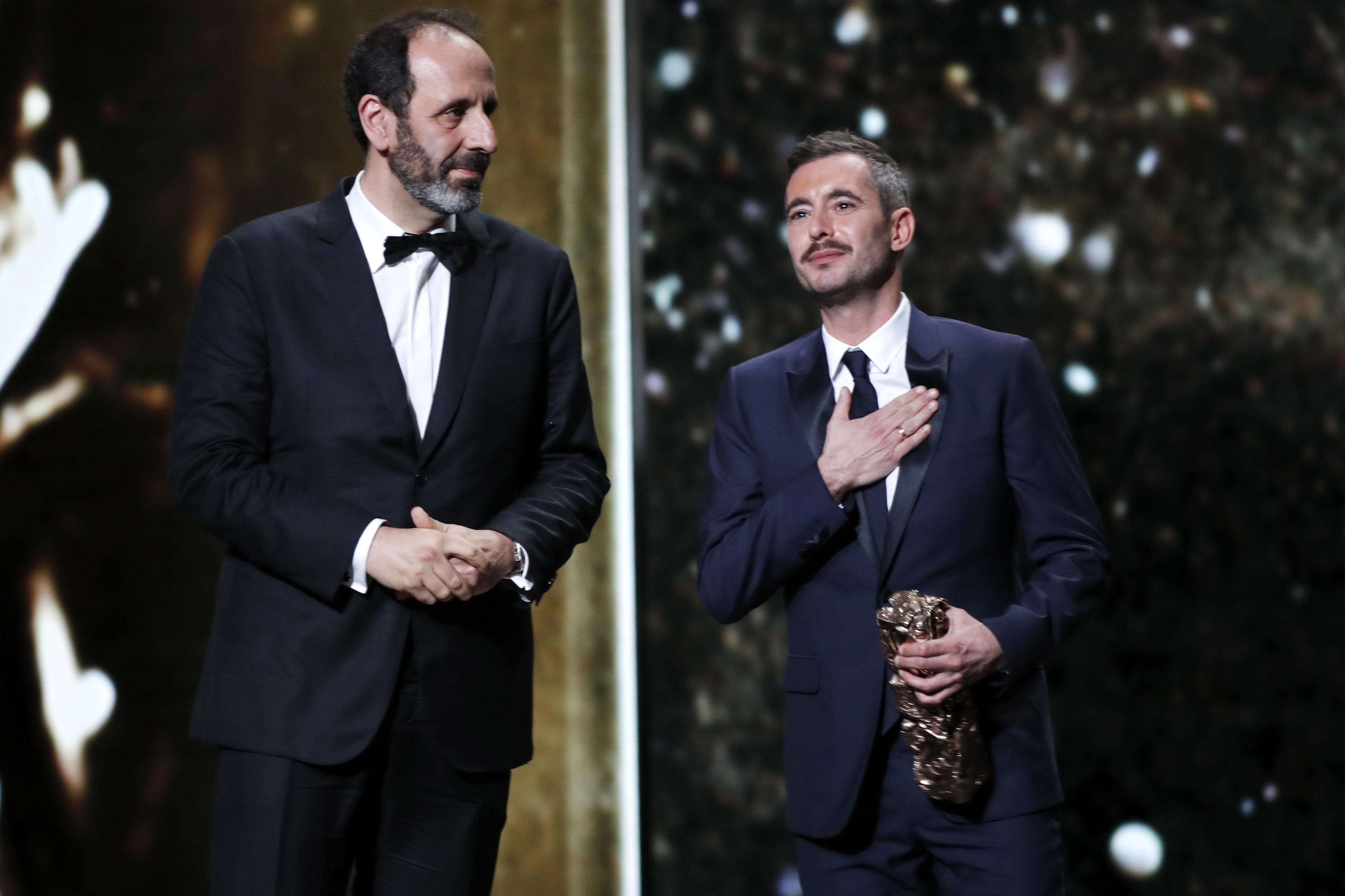 """Filmes """"Custódia partilhada"""" e """"Os irmãos Sisters"""" premiados com os Césares"""