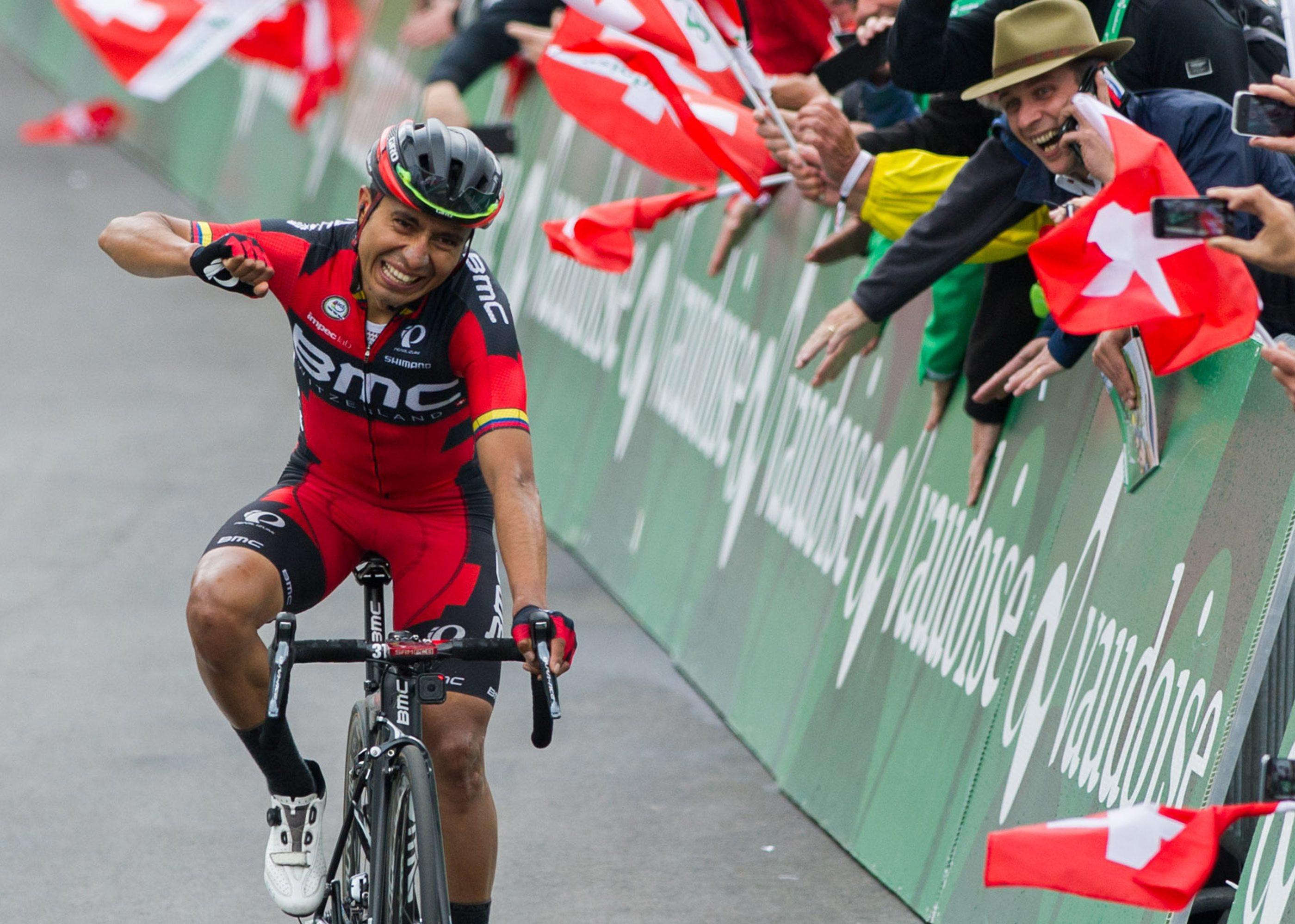Atapuma conquista vermelha na Vuelta perante alguma passividade do pelotão