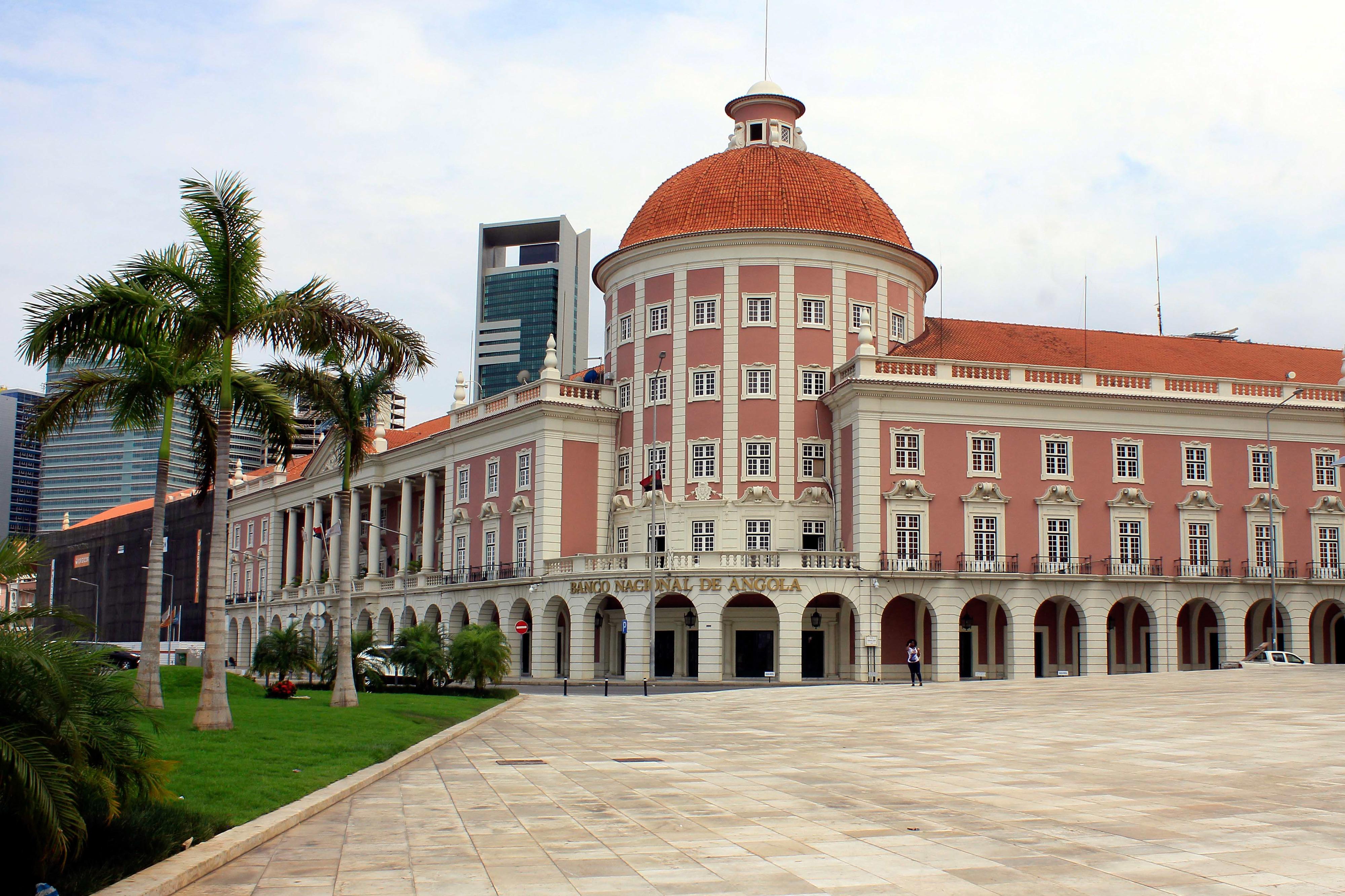 Compra de obrigações do Tesouro injeta quase 170 milhões de euros em Angola