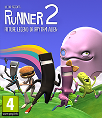 Runner2 Future Legend of Rhythm Alien cover