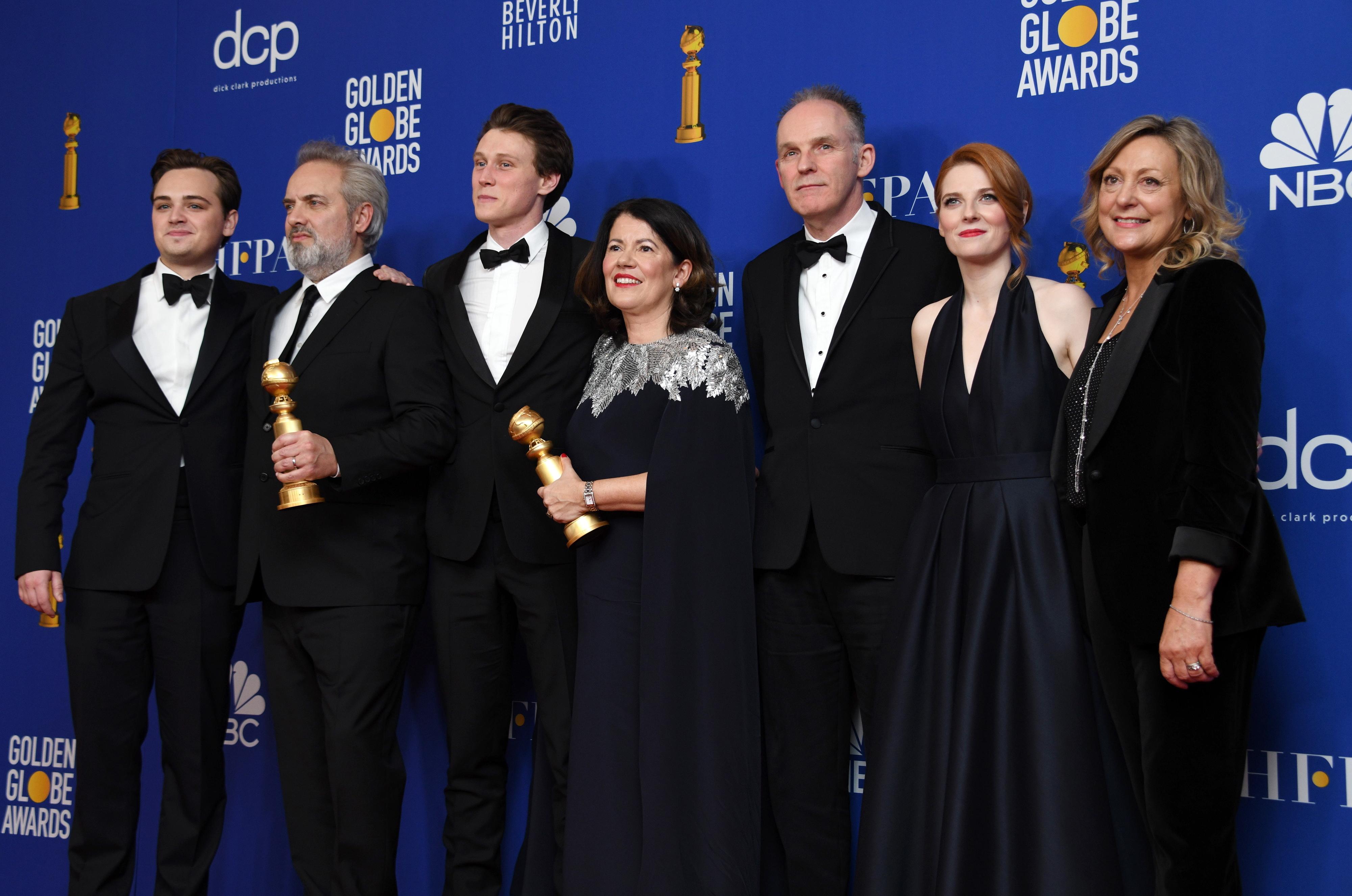 """Filme """"1917"""" é o grande vencedor dos prémios do Sindicato de Produtores dos EUA"""