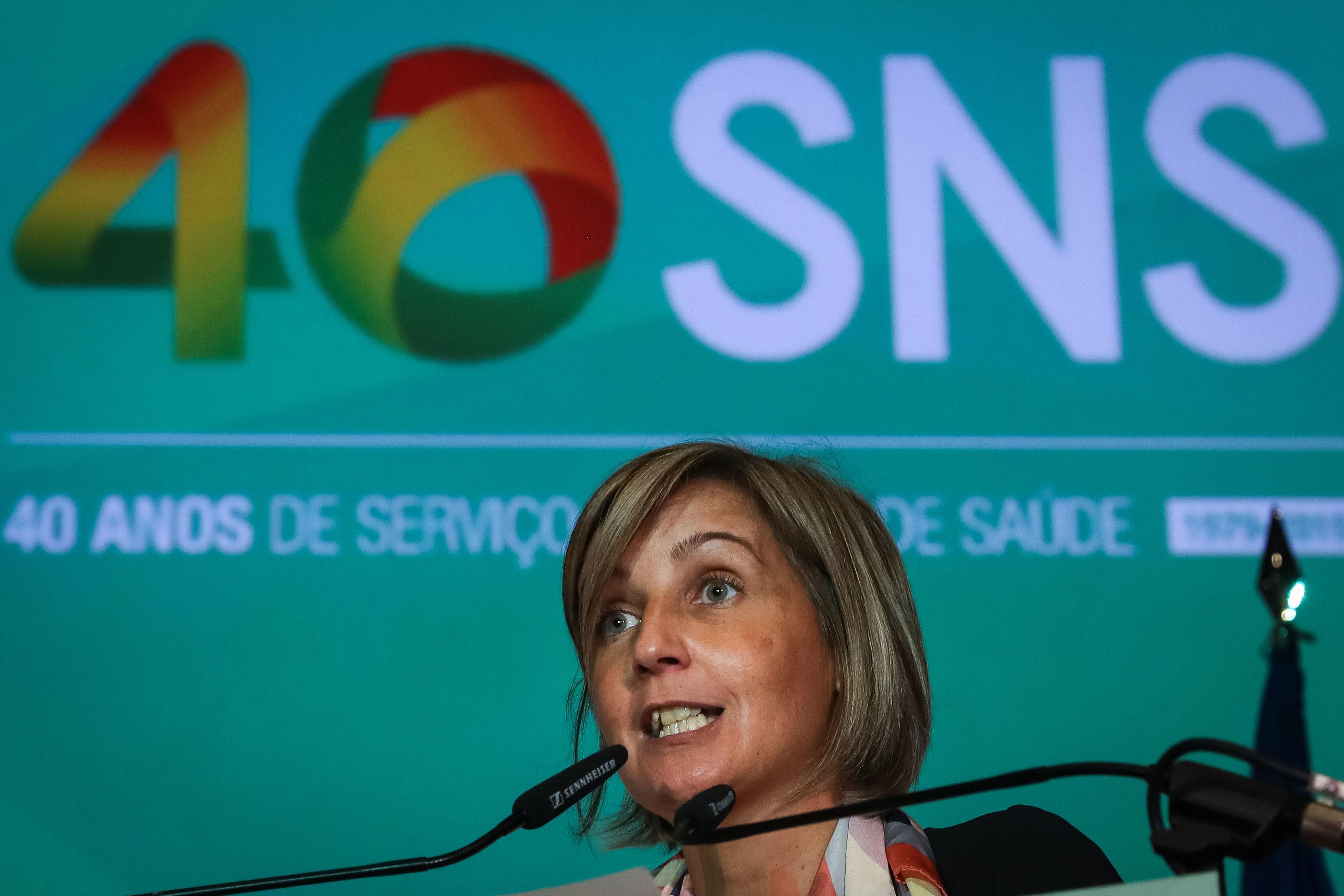Ministra da Saúde aponta três desafios para Serviço Nacional de Saúde
