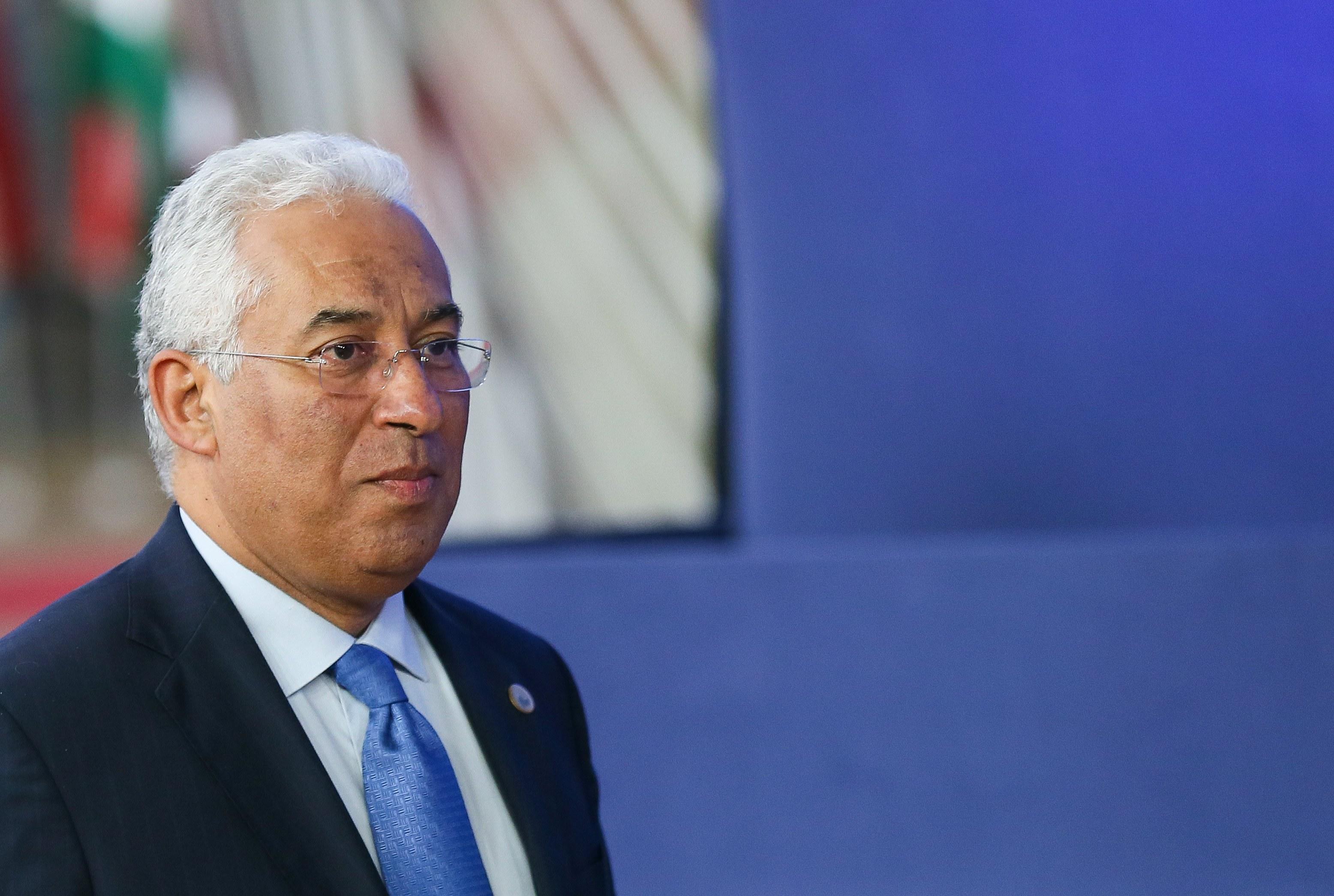 Portugal reforça apoio financeiro a África em 1.350 milhões, diz António Costa