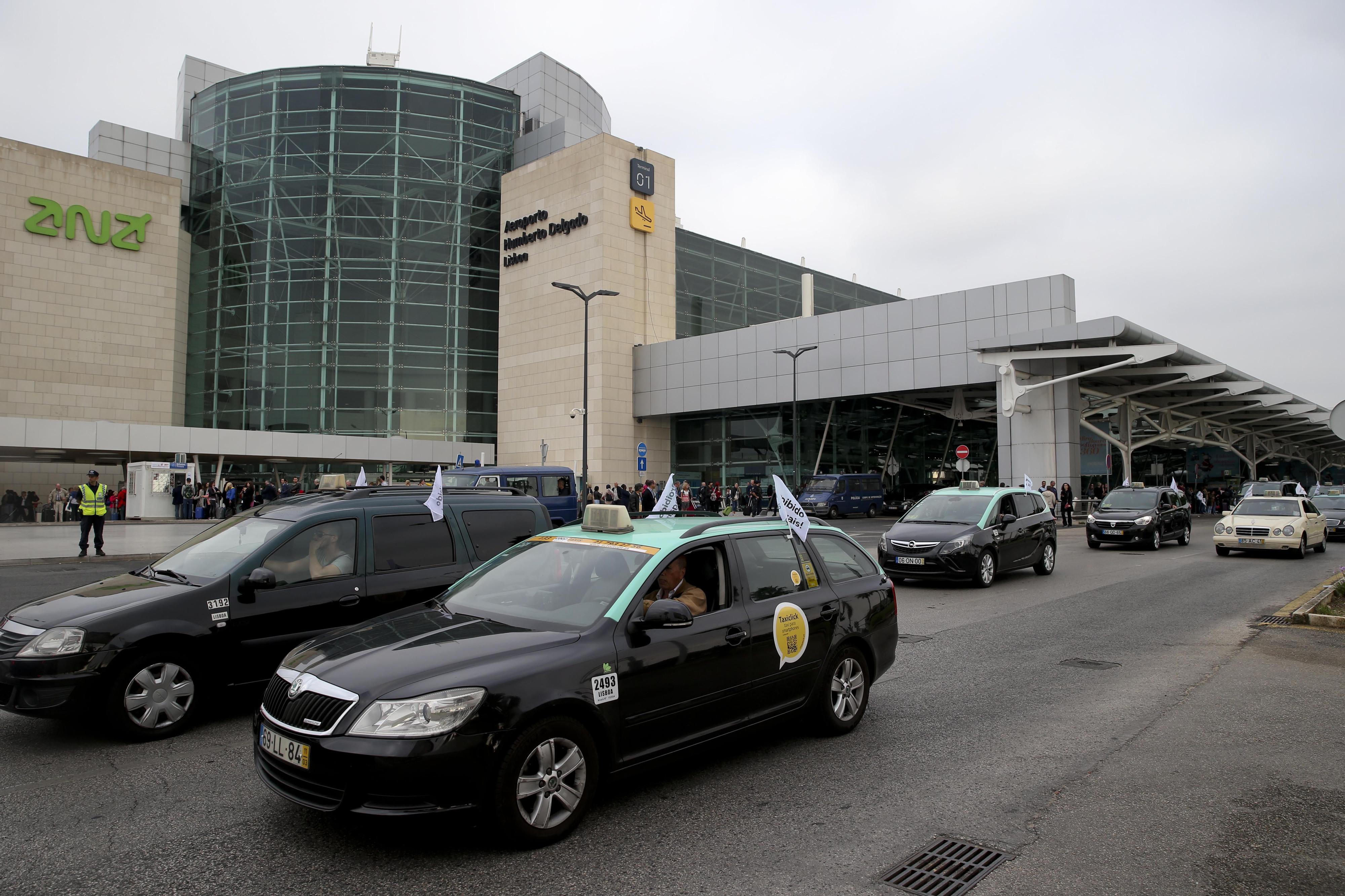 Aeroportos portugueses sem impacto da greve de seguranças e vigilantes privados