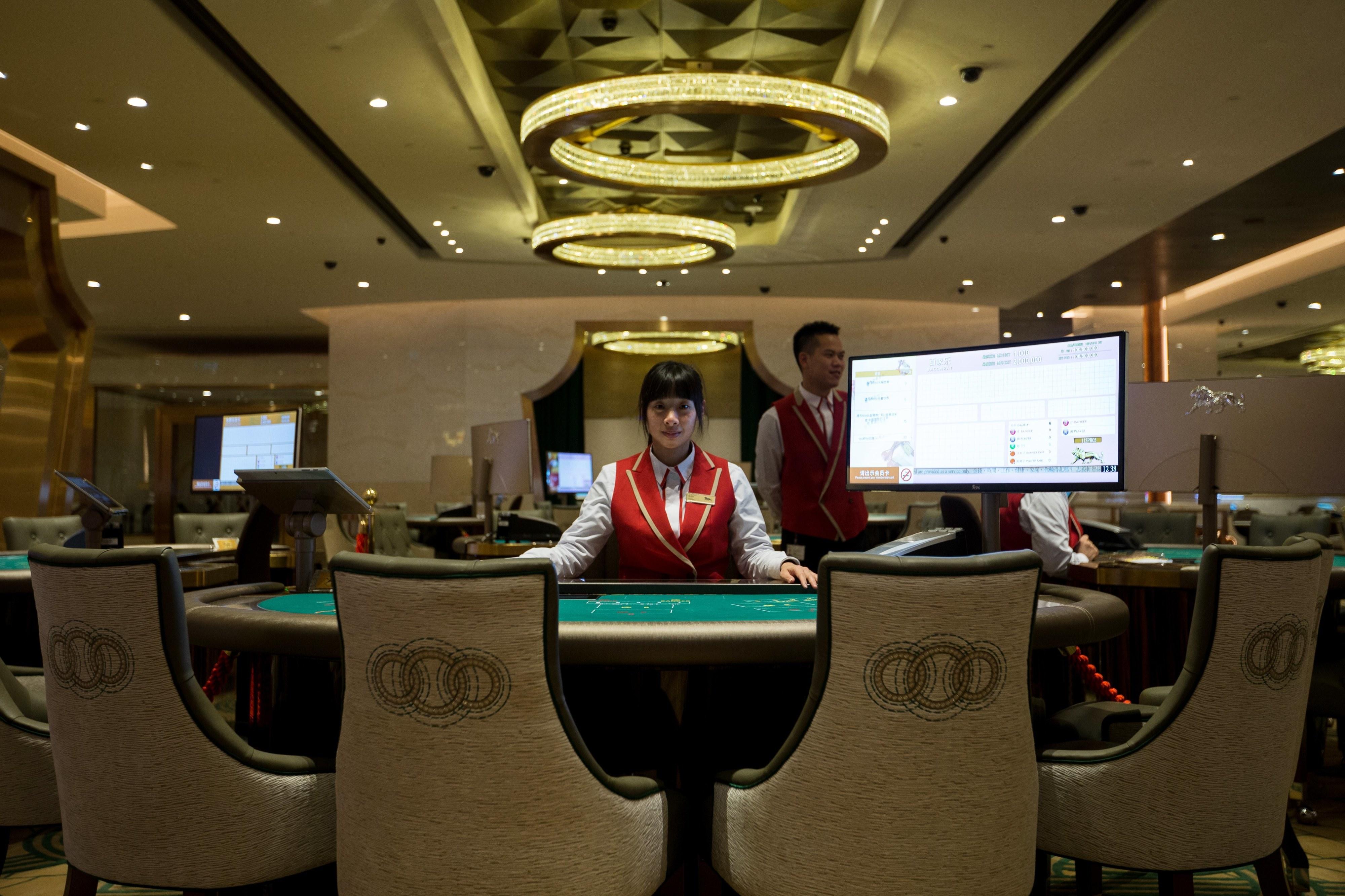 Consultoras estimam queda de 10% nas receitas do jogo em Macau em novembro