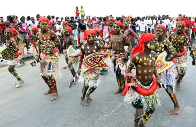 Carnaval em Angola | Foto: ANGOP