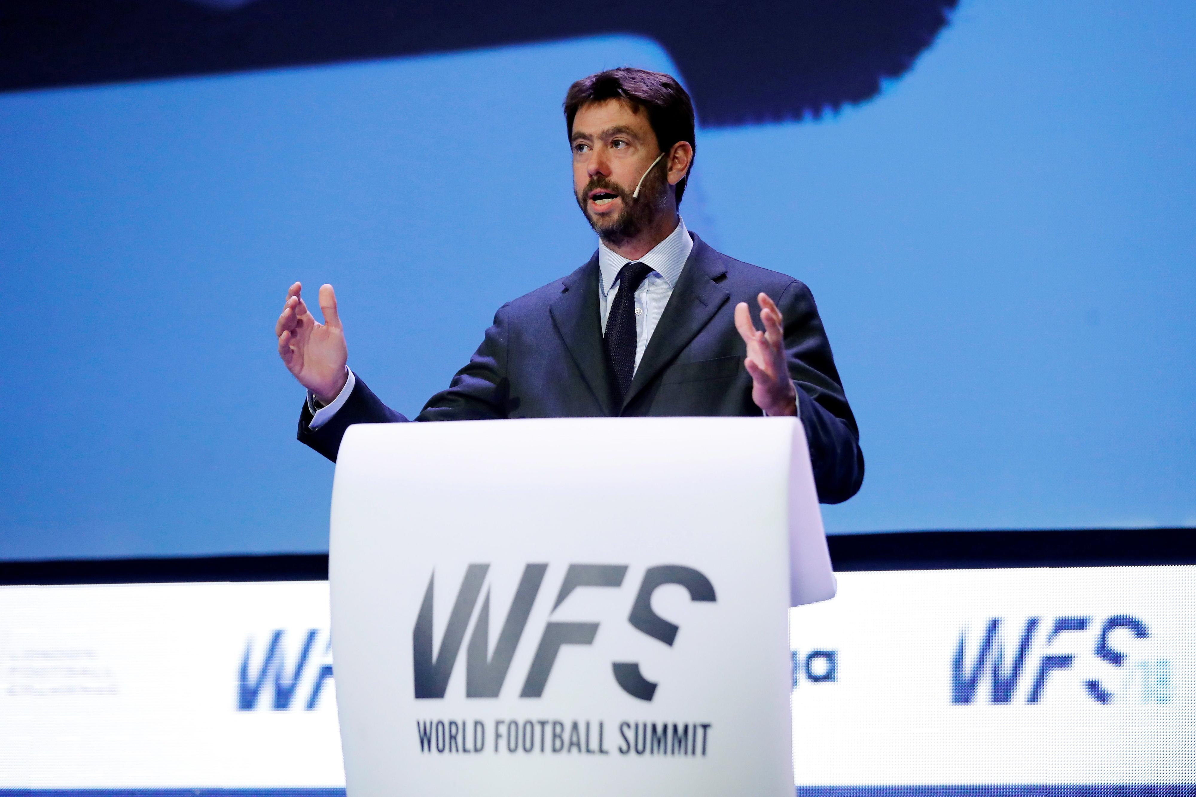 """Associação de clubes europeus defende """"subidas e descidas"""" na Liga dos Campeões"""