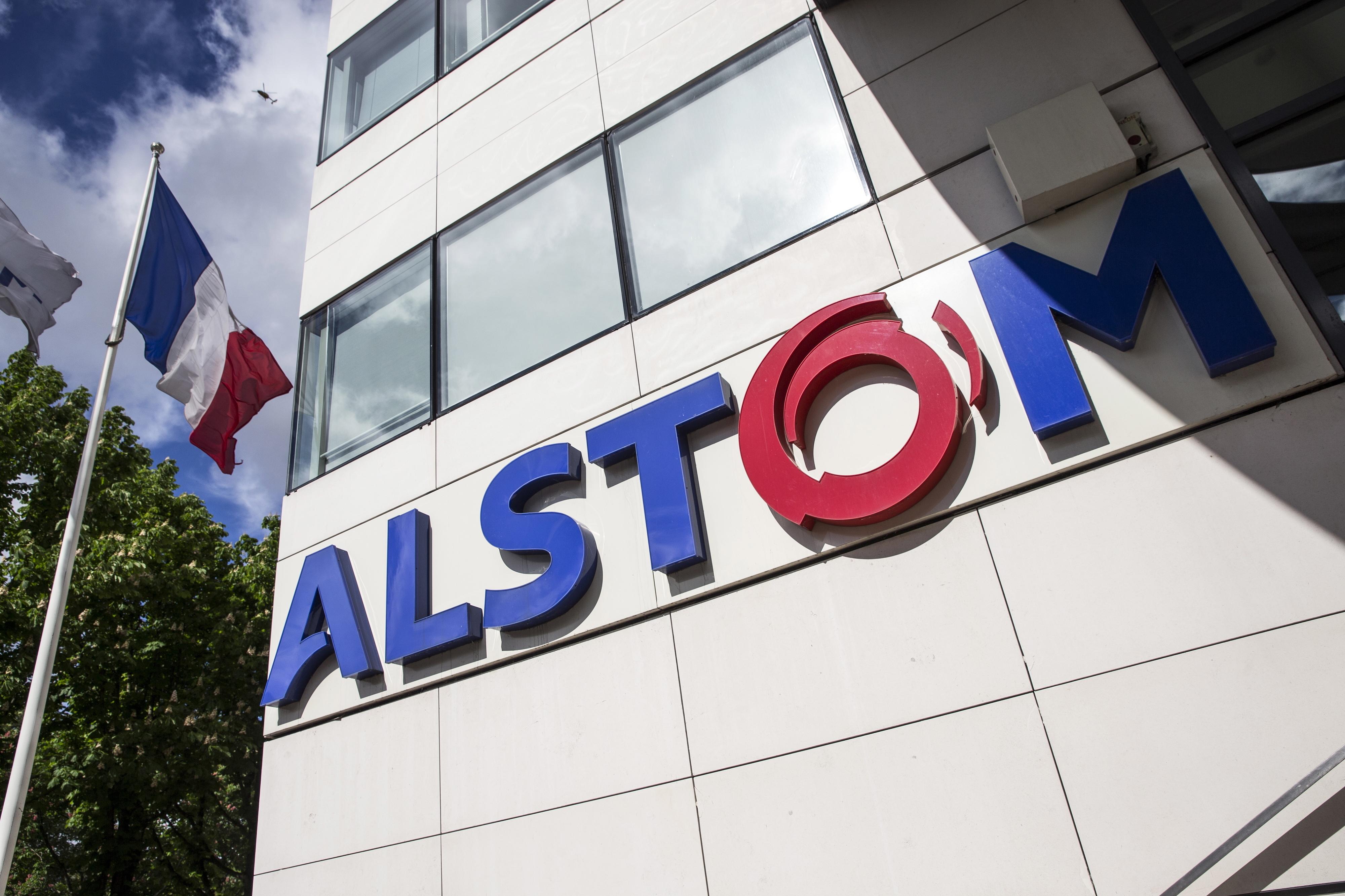 Grupo francês Alstomn admite compra da canadiana Bombardier