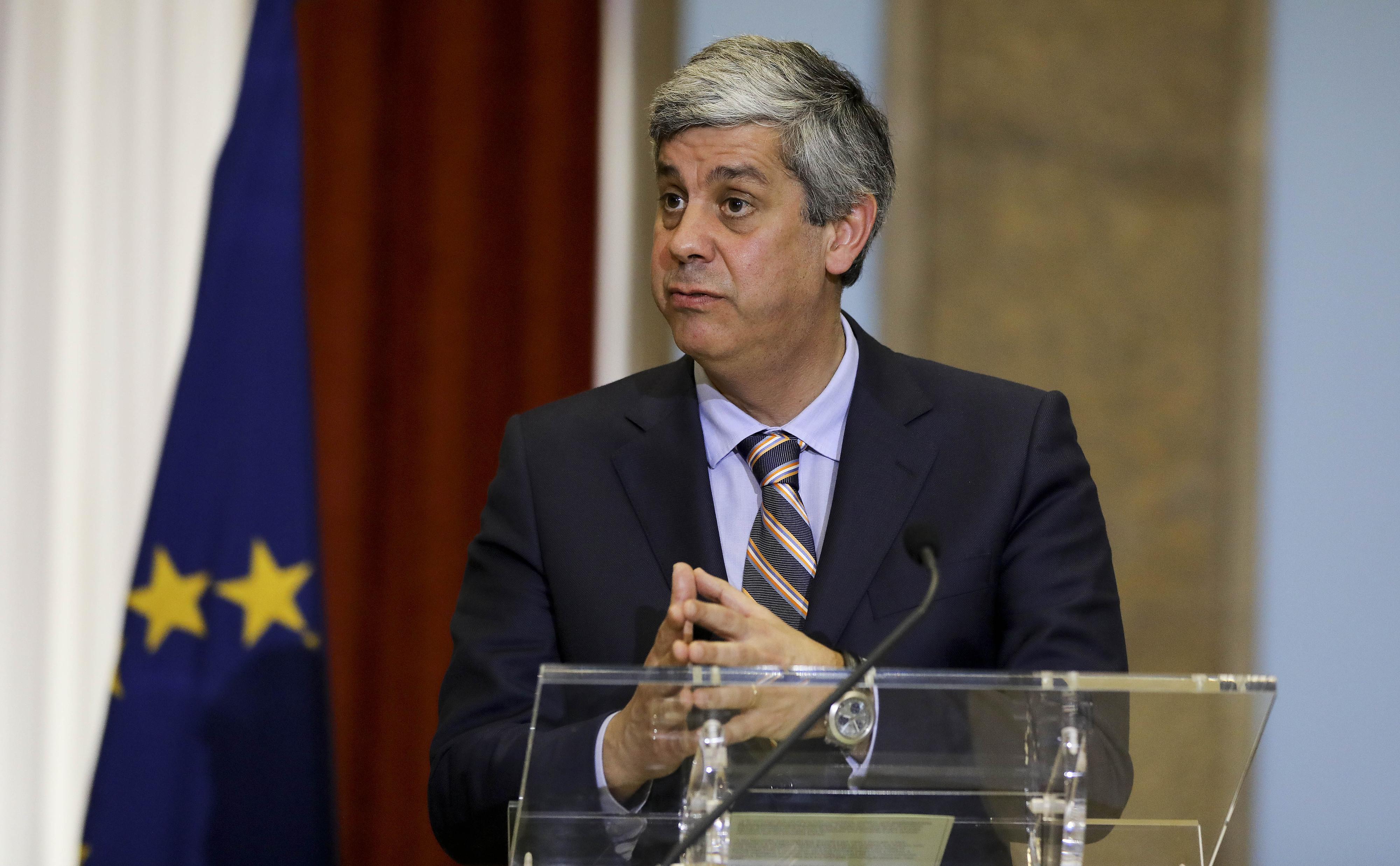 """Centeno promete """"tomar medidas"""" sobre benefícios fiscais atribuídos a reformados estrangeiros"""
