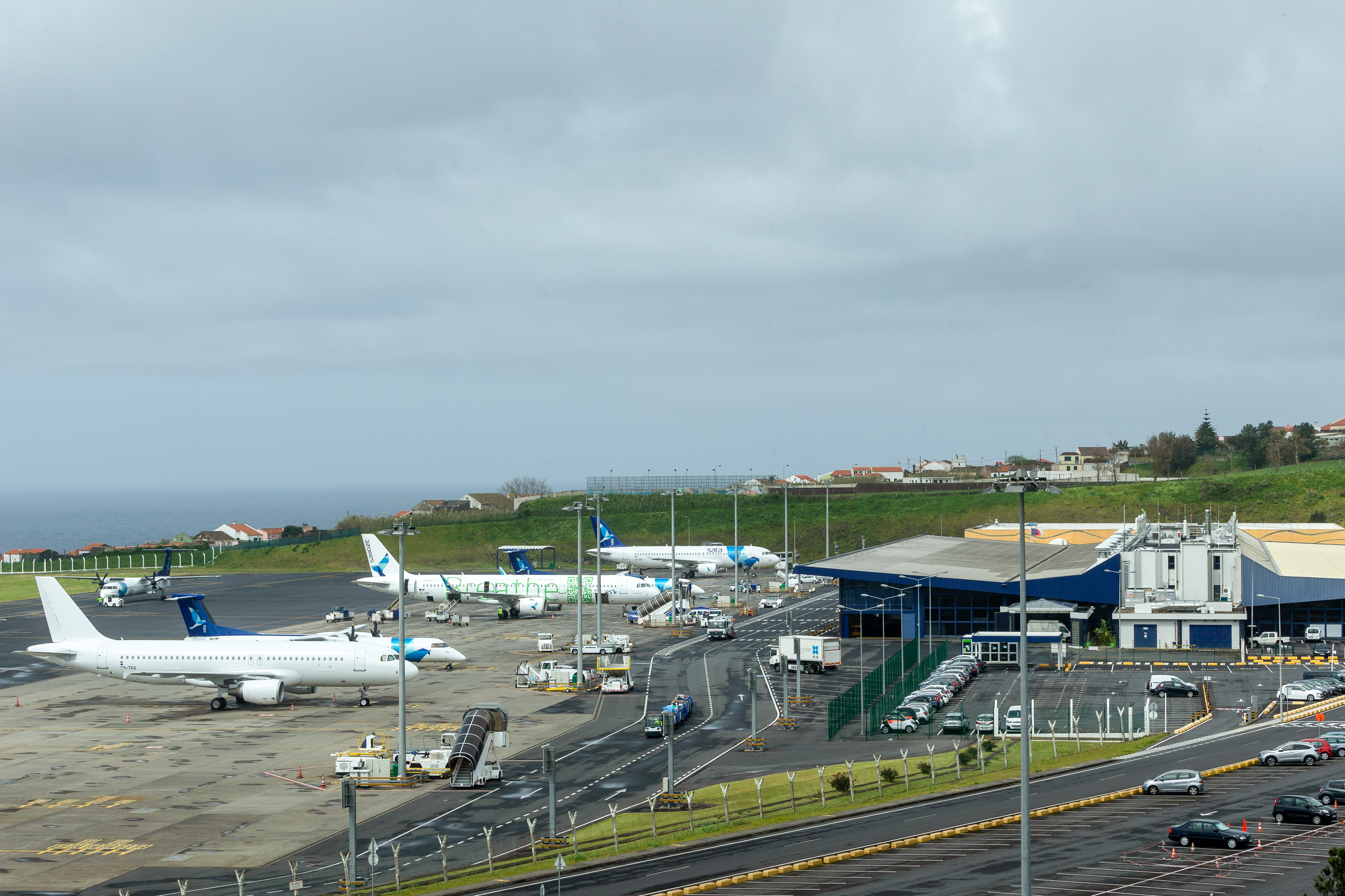 Homem infetado detido no aeroporto de Ponta Delgada