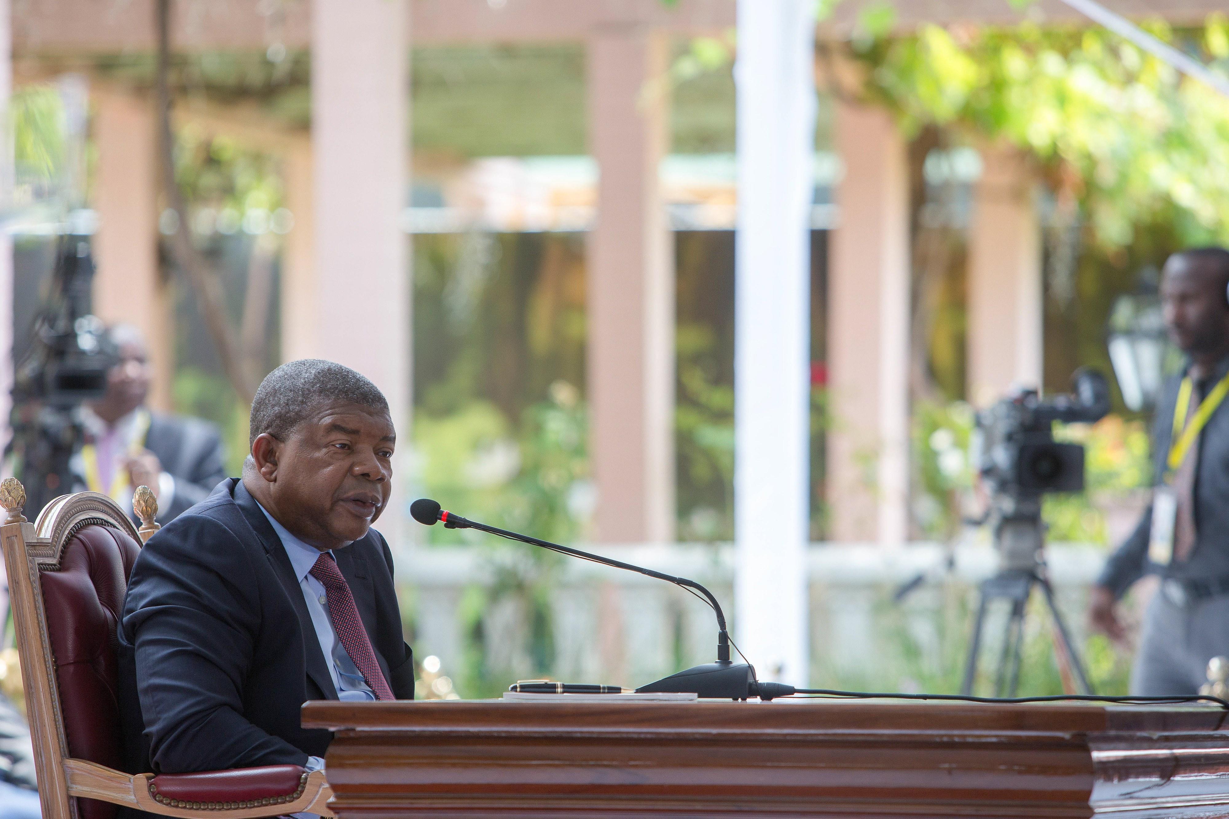 """PR angolano pede """"bons conselhos"""" ao novo elenco do Conselho da República"""