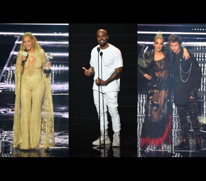 VMA 2016: Os melhores momentos e o 'reinado' de Beyoncé
