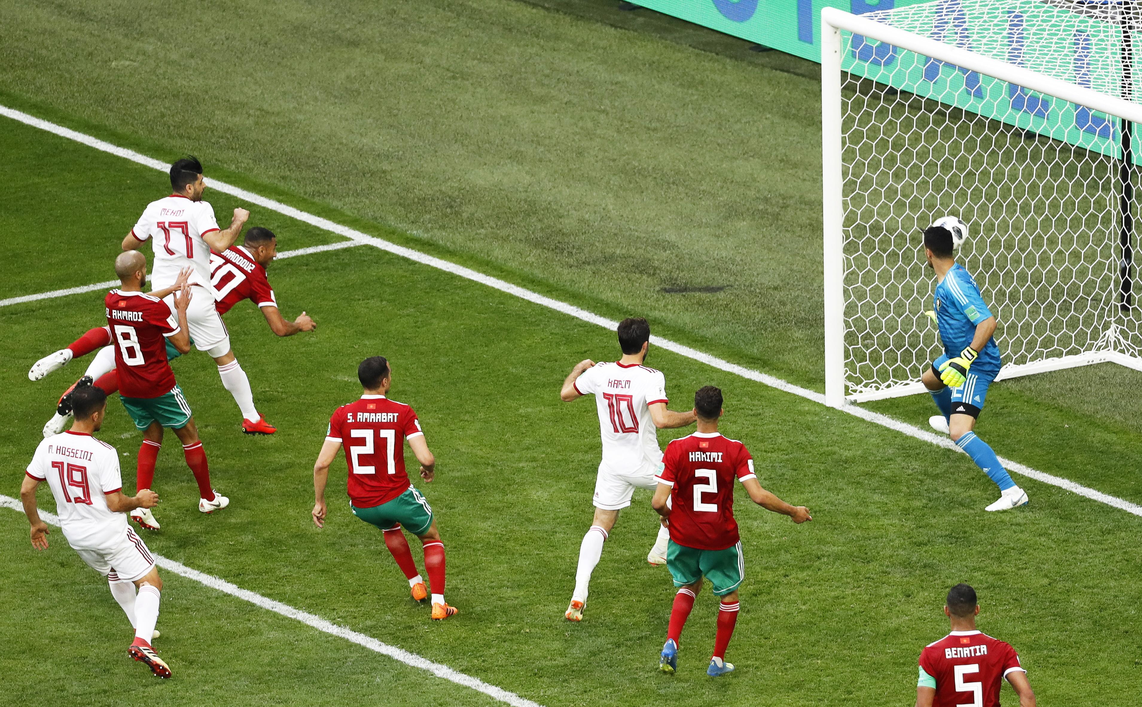 Marrocos diz que seguiu protocolo e Amrabat em dúvida para jogo com Portugal