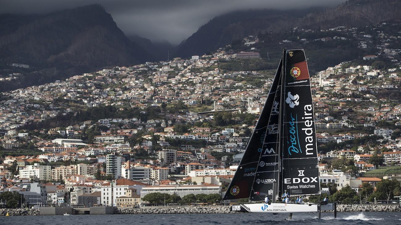 Extreme Sailing Series gera promoção sem paralelo na Madeira como destino de vela