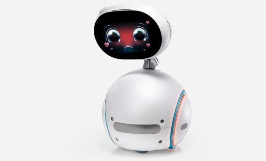 Asus também tem um assistente pessoal. Chama-se Zenbo e é um robot