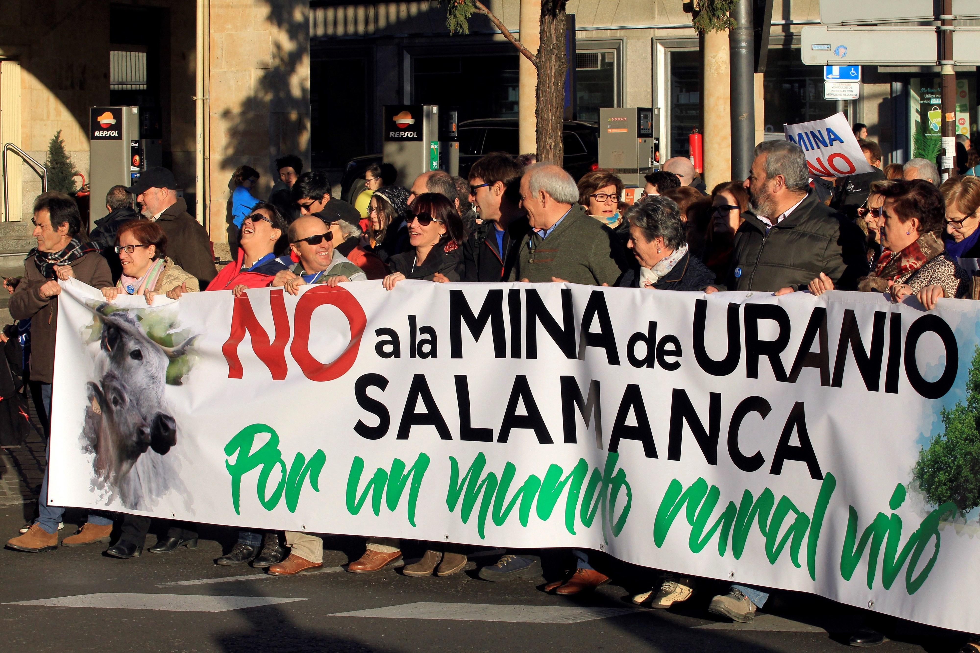 Governo espanhol confirma abandono de projeto de mina de urânio junto a Portugal