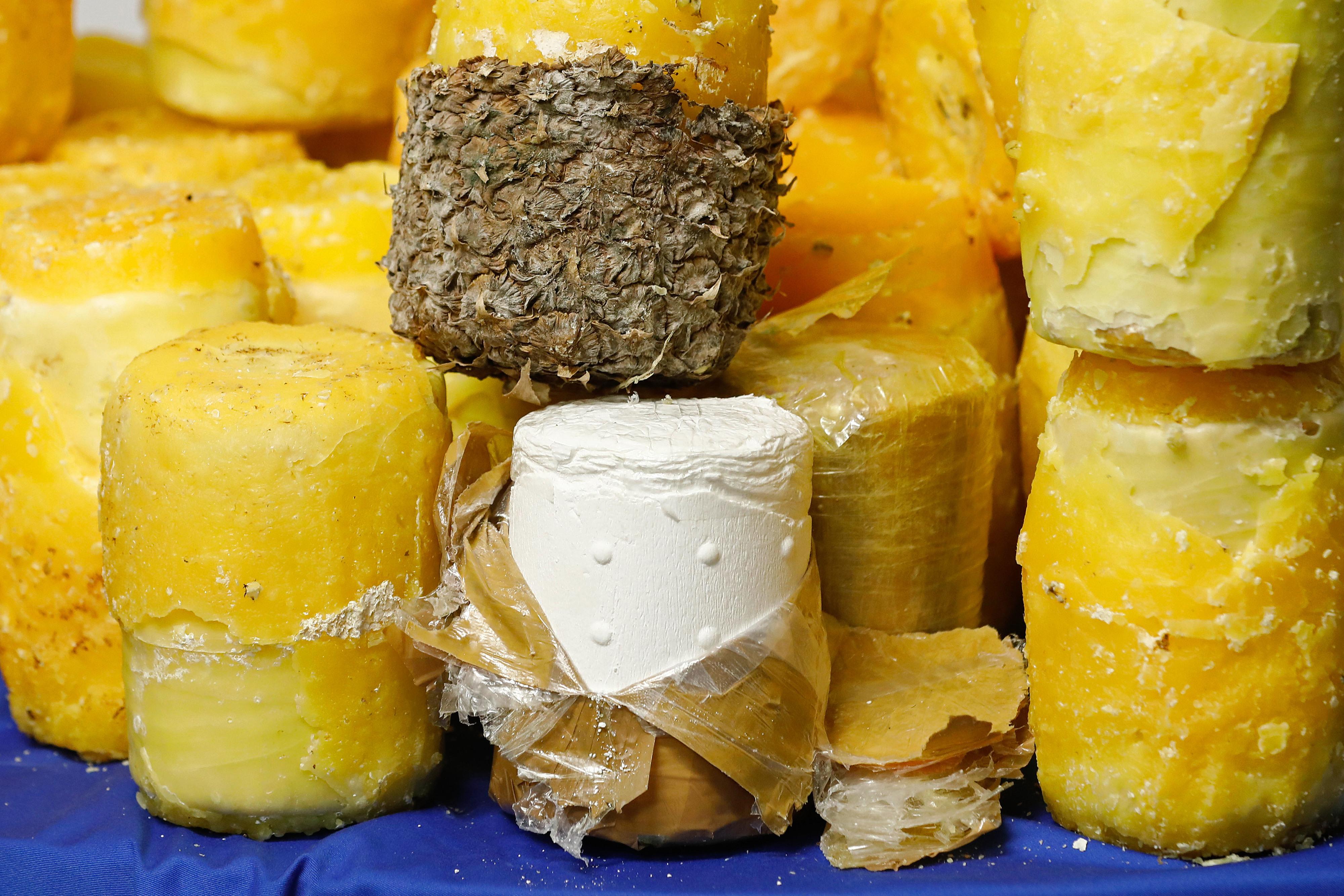 Mais de três toneladas de cocaína que deviam chegar a Marselha apreendidas em Itália
