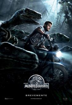 Capa do filme: Mundo Jurássico