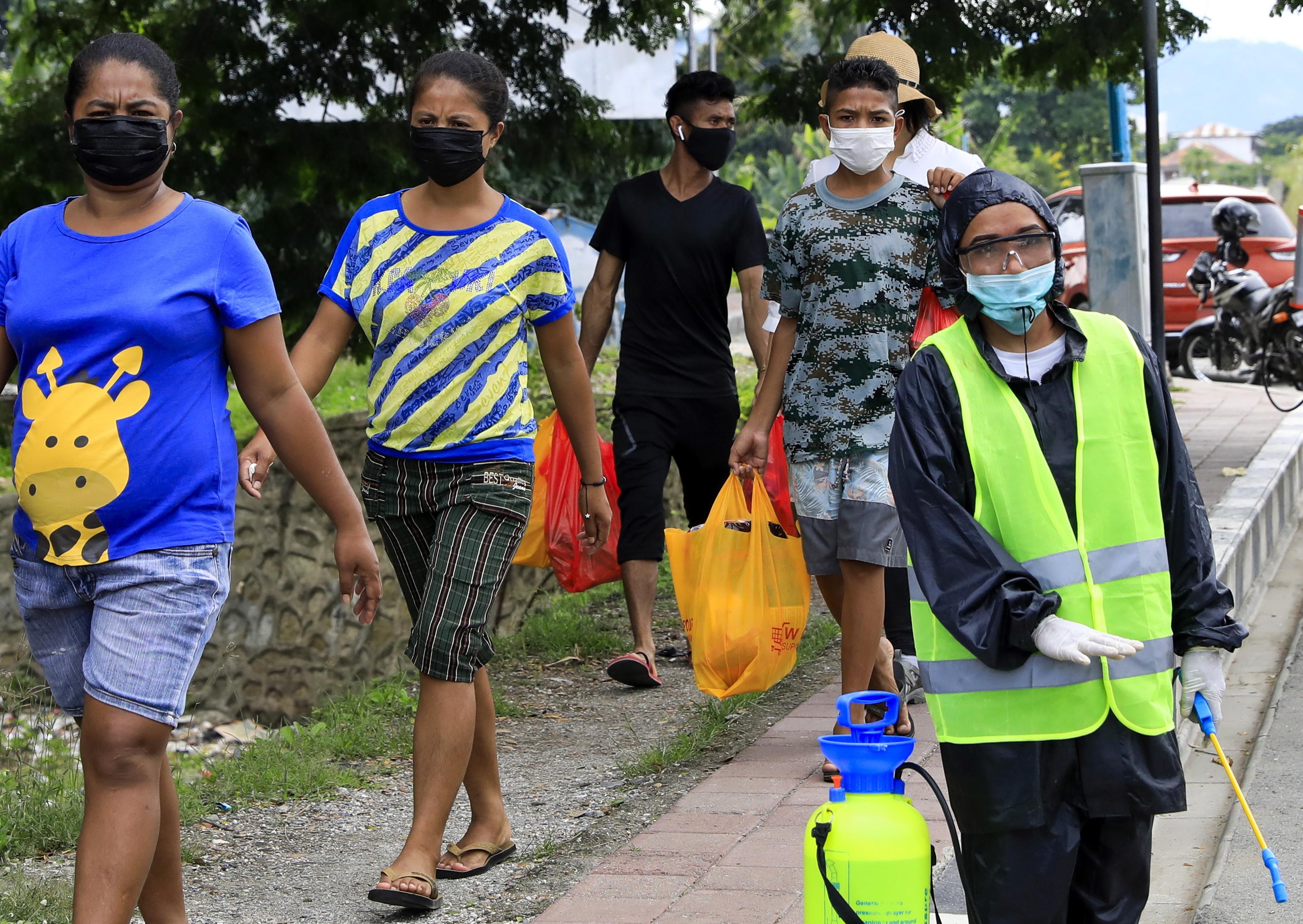 Mais de 1.100 pessoas em quarentena em Timor-Leste, sem novos casos suspeitos